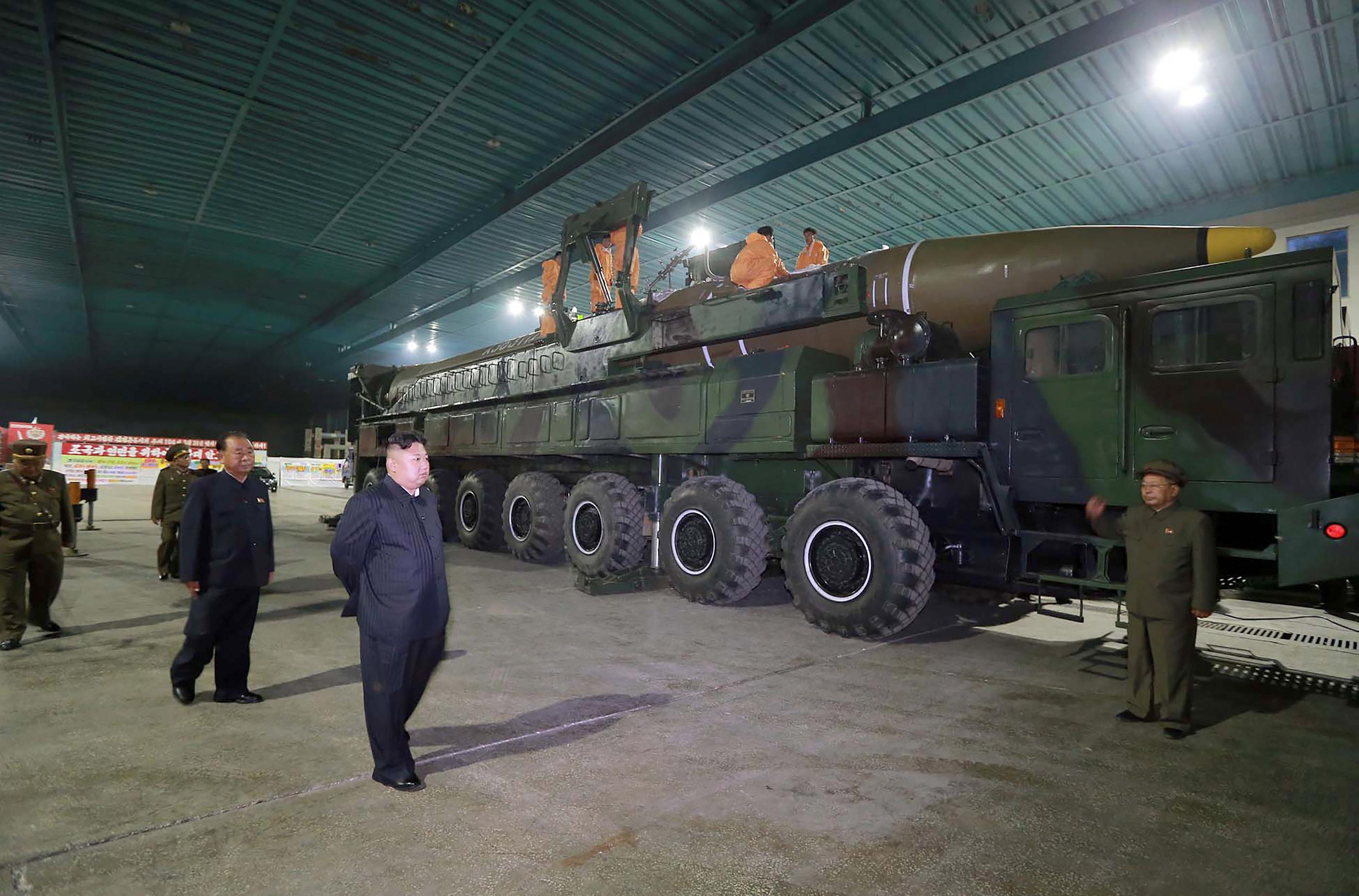 Elképesztő módon derült ki, hogy Észak-Korea egy rakás fegyvert küldött Egyiptomba