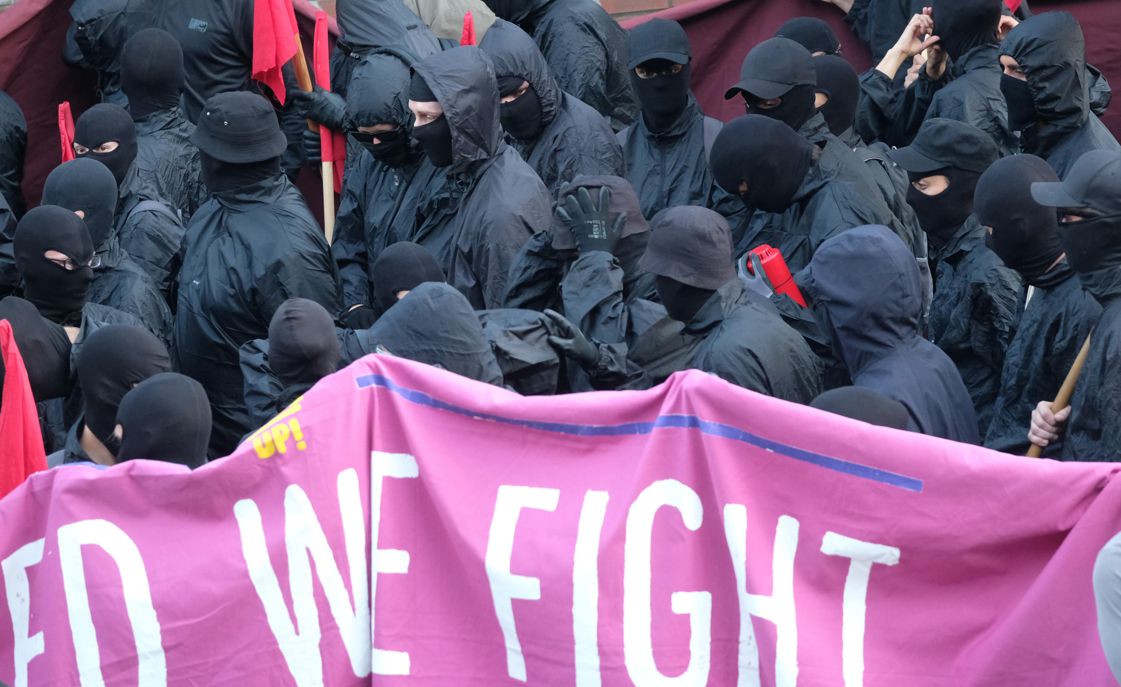 Betiltották a németországi szélsőbaloldal legfontosabb fórumát
