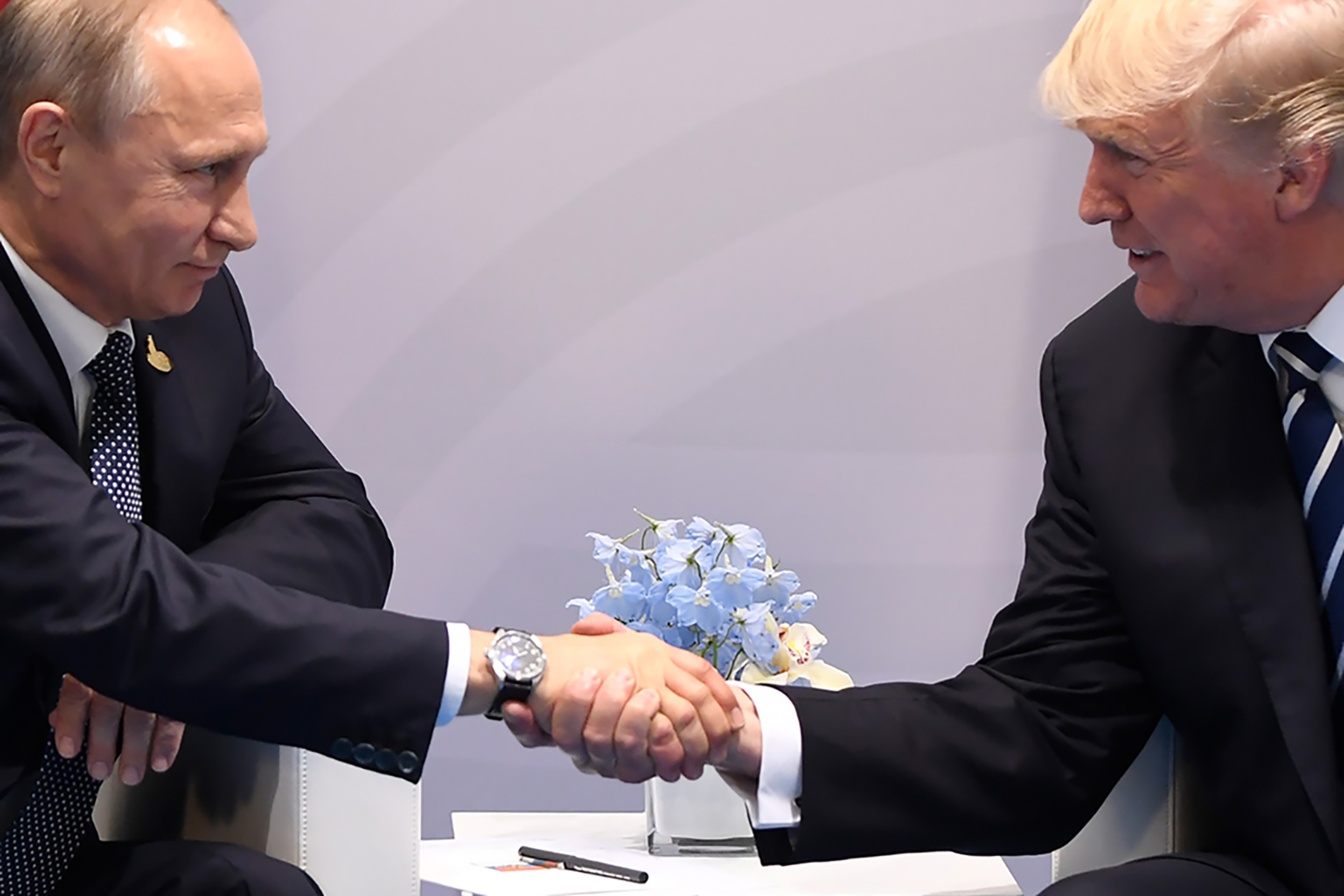 Kiderült: nem egyszer, hanem kétszer találkozott Trump Putyinnal Hamburgban