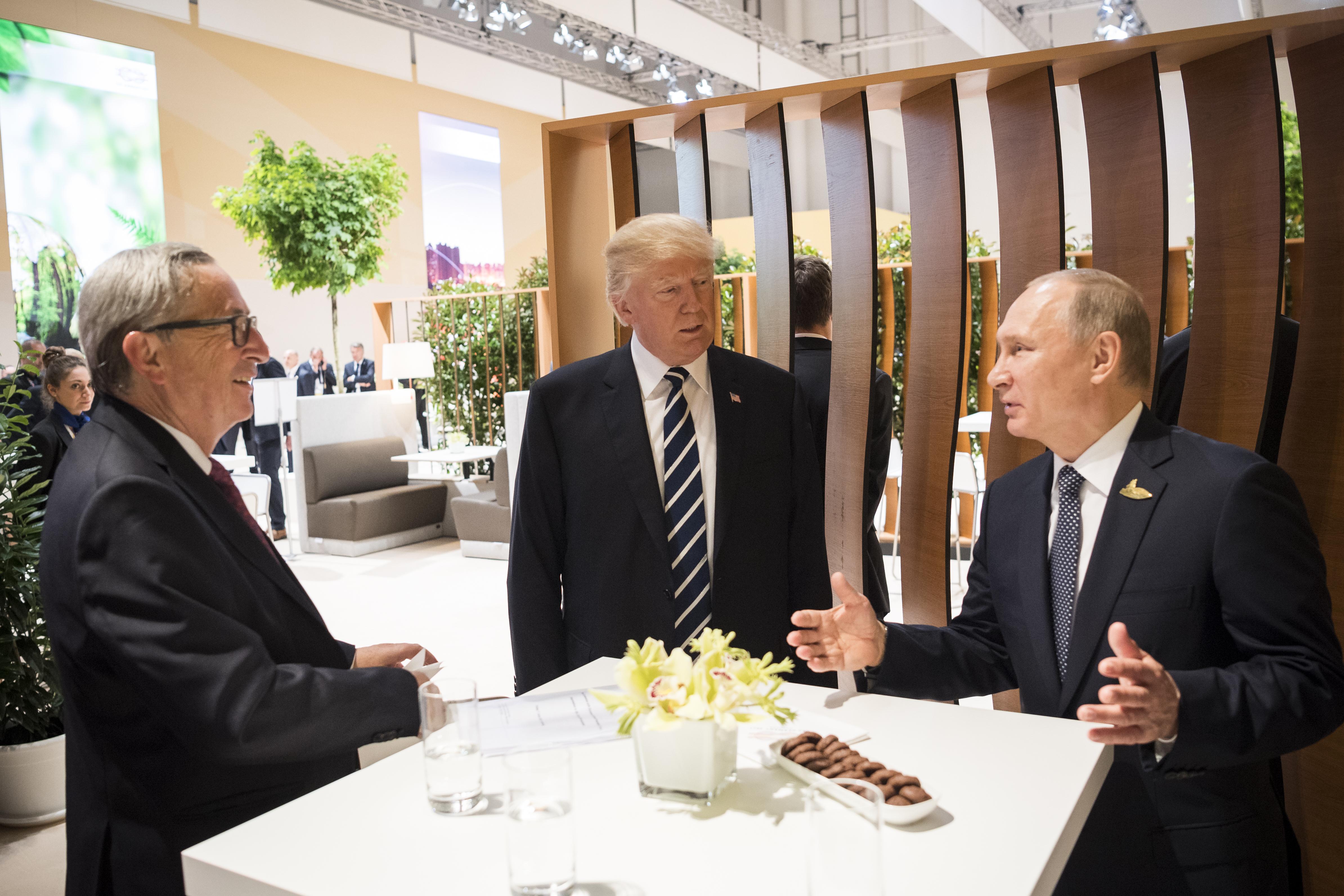 Trump és Putyin megállapodott a szíriai tűzszünetben