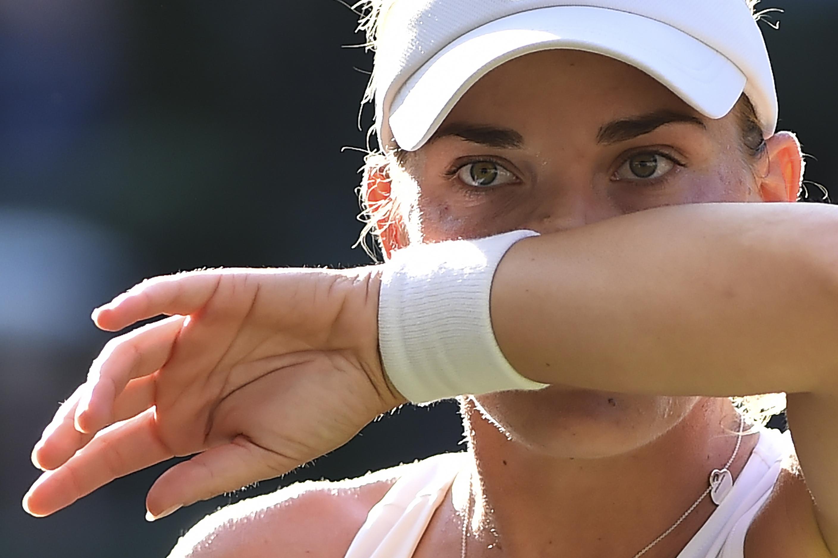Negyeddöntőbe jutott Babos Tímea párosban az US Openen