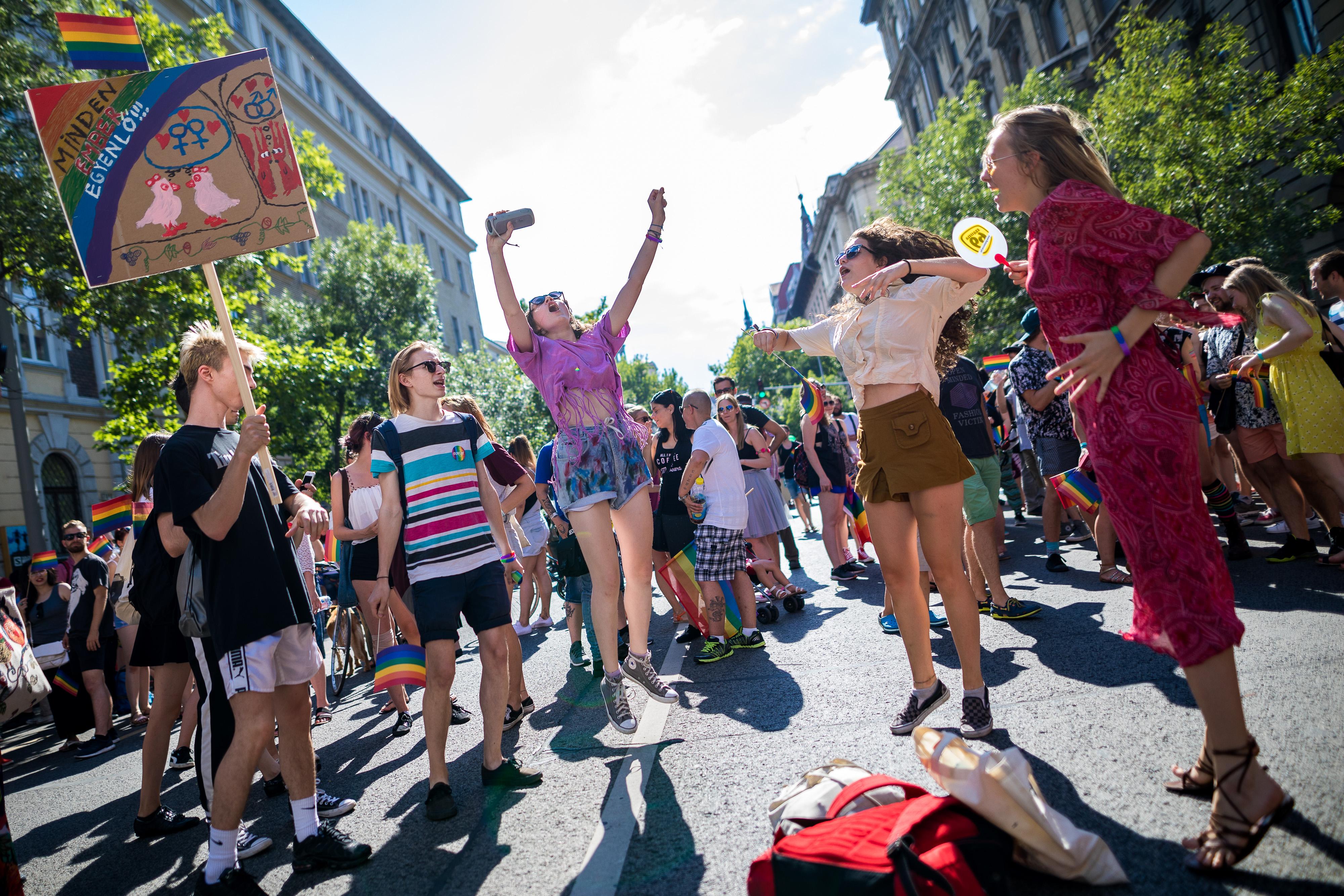 Augusztusra halasztják a Budapest Pride-ot