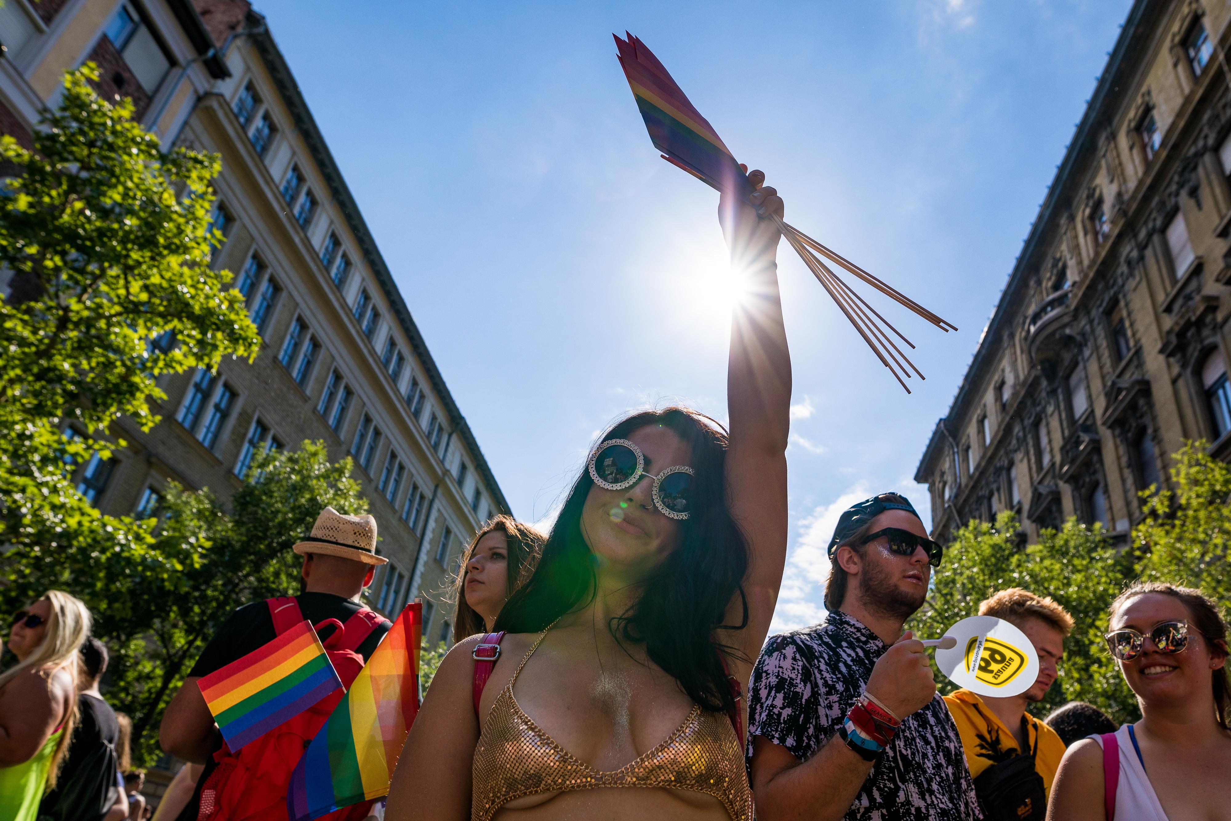 Idén újra kordonok közé szorítják a Budapest Pride felvonulóit