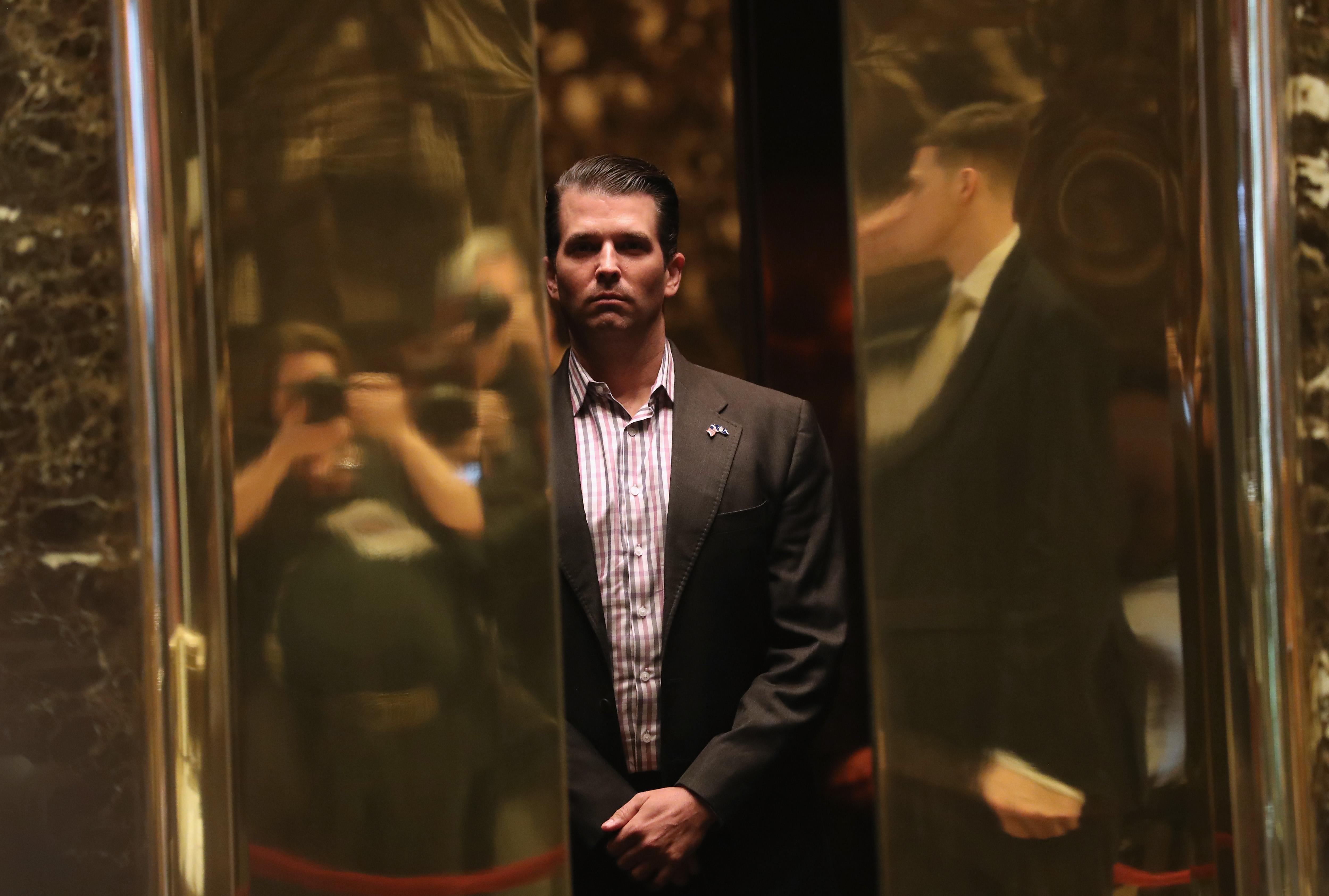"""Trump exügyvédje szerint Trump igenis előre tudott fia és egy Kreml-közeli """"ügyvéd"""" találkozójáról"""