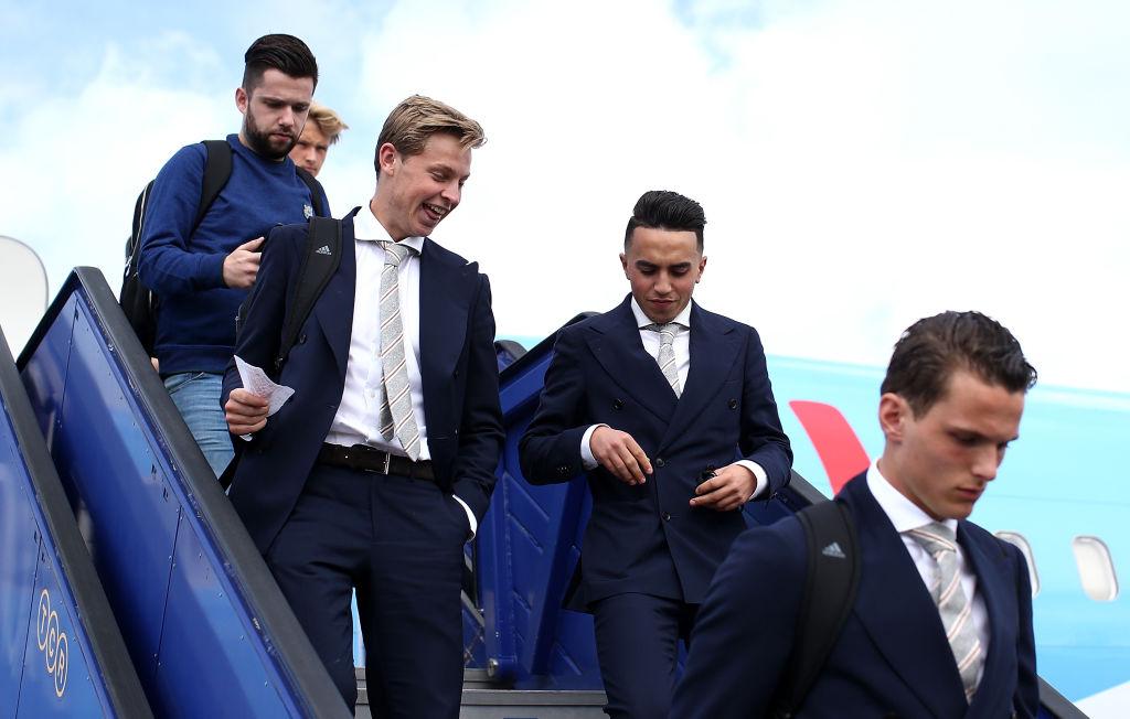 Agyhalottnak nyilvánították az Ajax fiatal játékosát