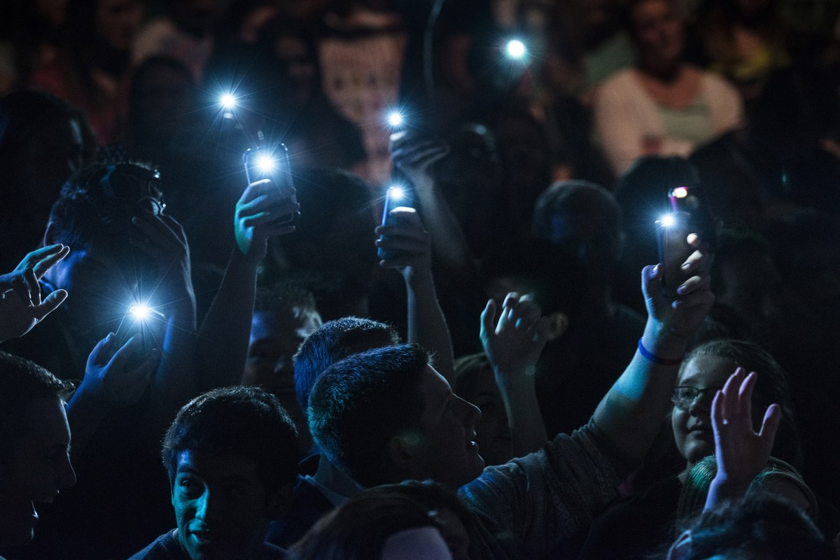 Mész fesztiválra? Van mobilod? Na és, ha ellopják?