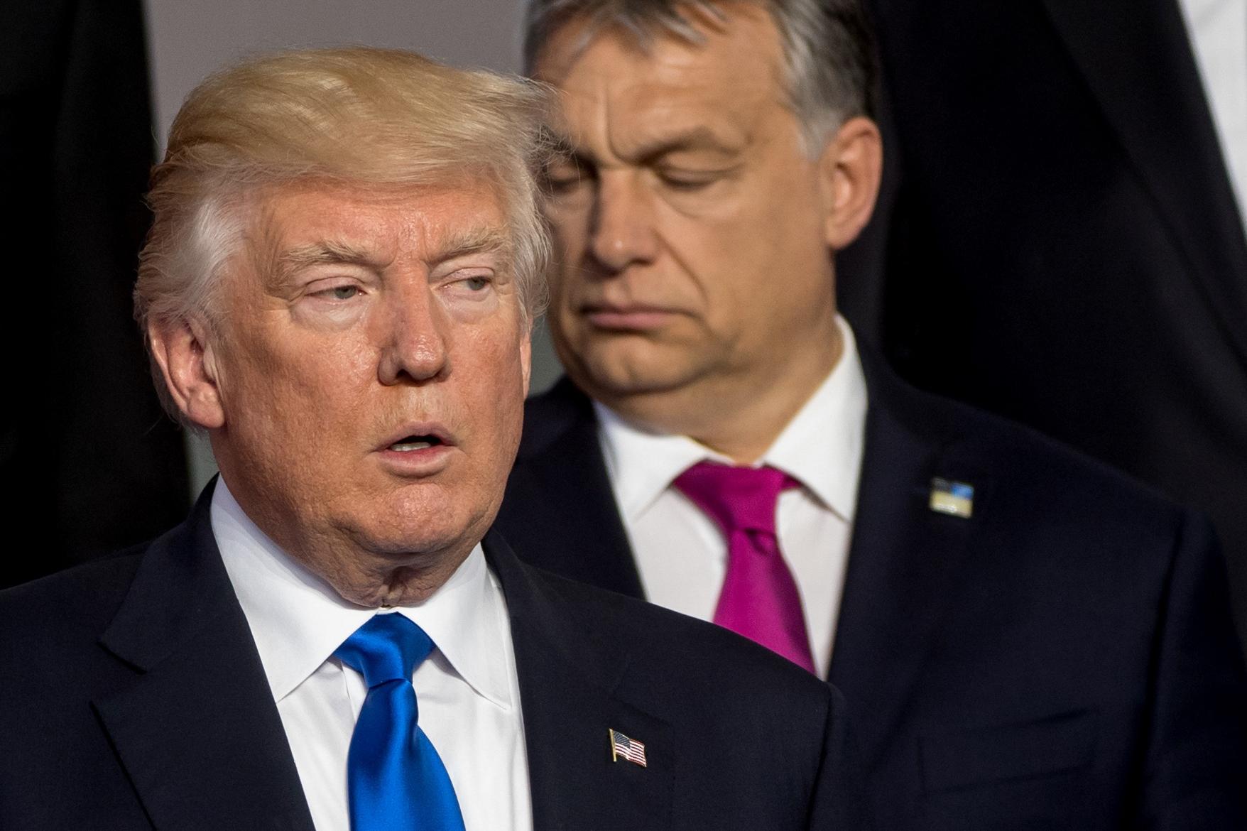 Orbán és Trump milliárd dolláros fegyverüzletre készül, de ennek magyar civilek láthatják kárát