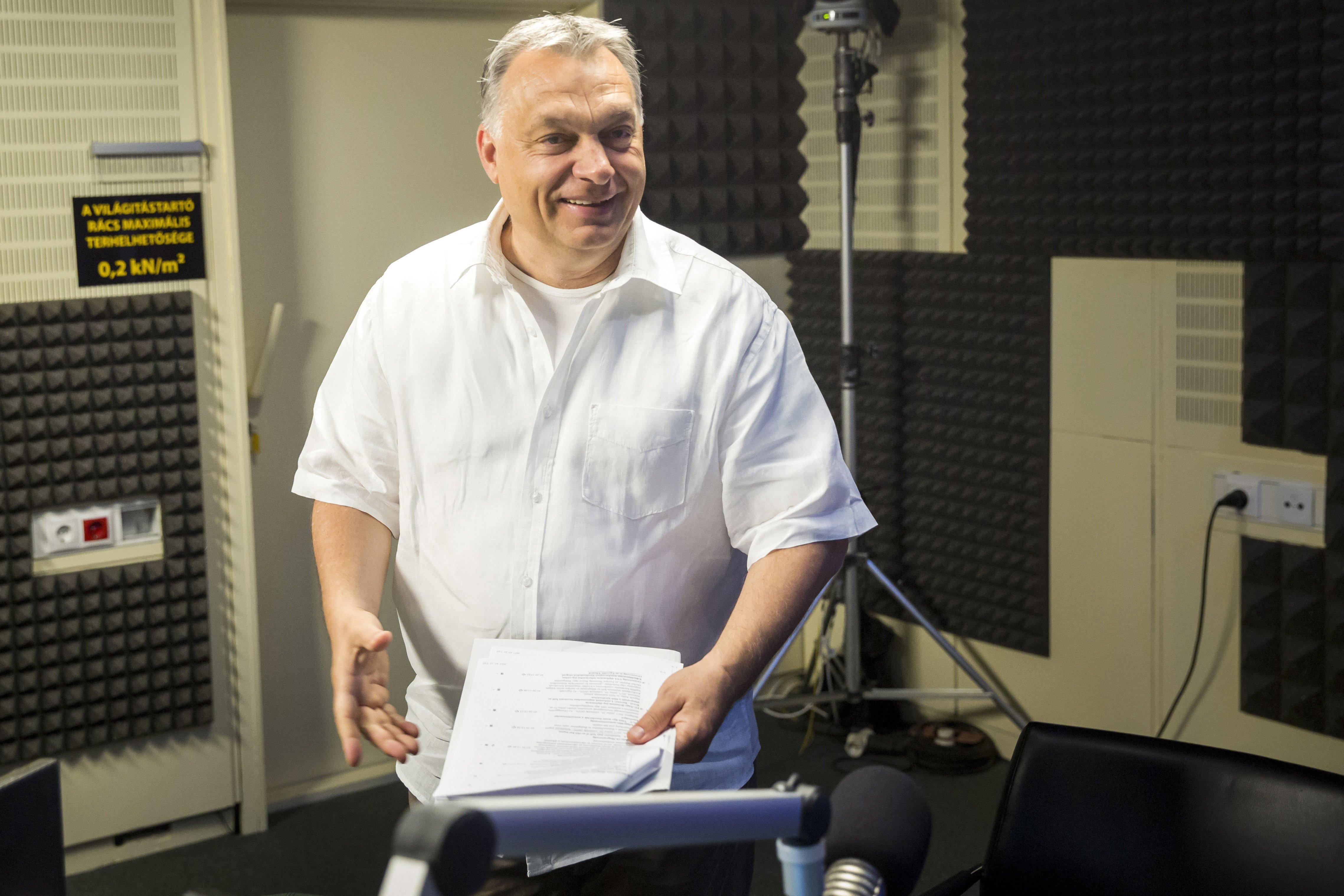 Orbán: Katonai akciókat kell végrehajtani Líbiában