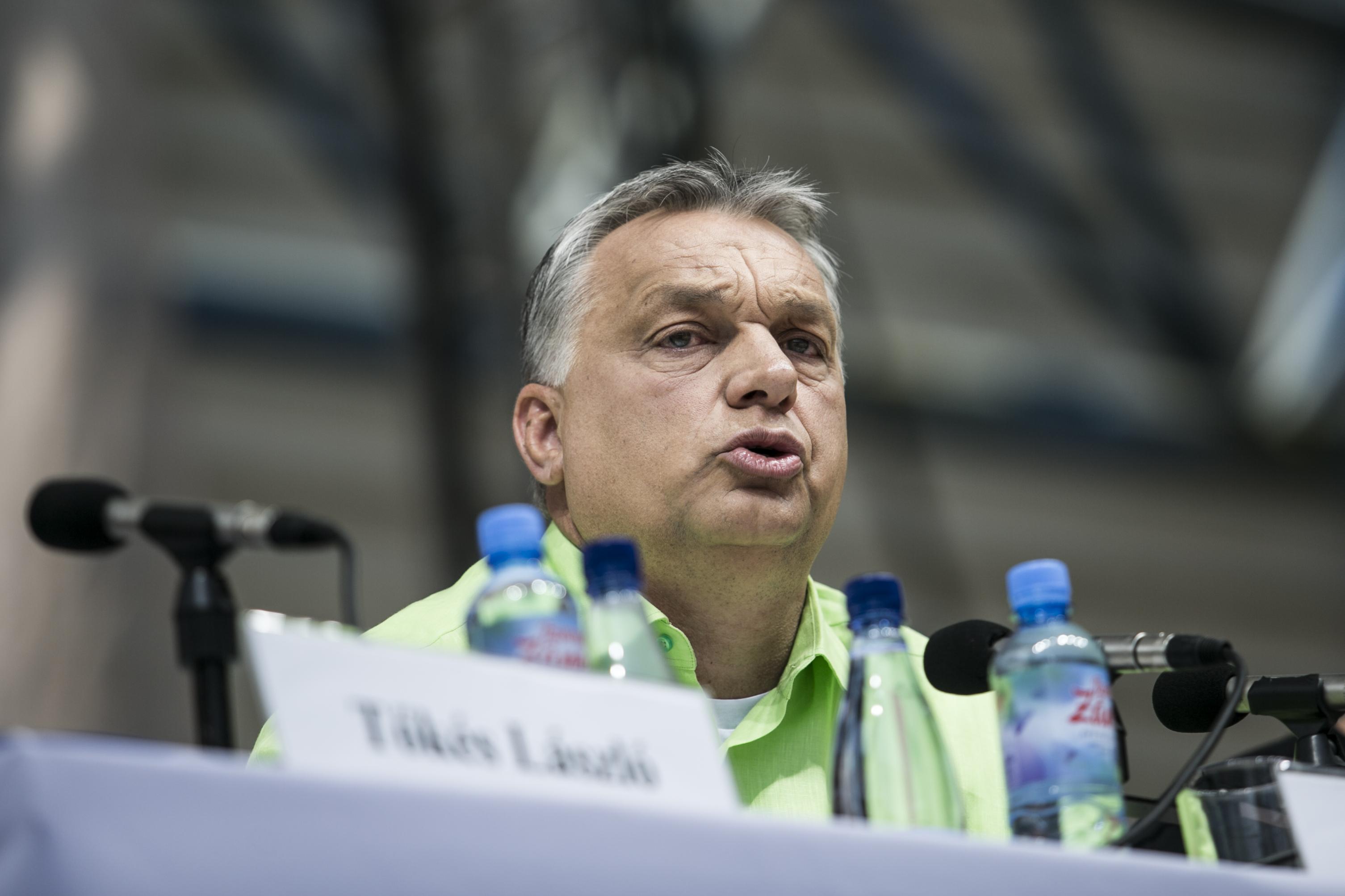 Orbán Viktor levezette, hogy miért ő a legfontosabb ember most a világon