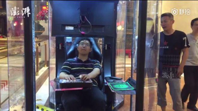 Férjmegőrzőt nyitottak egy sanghaji plázában