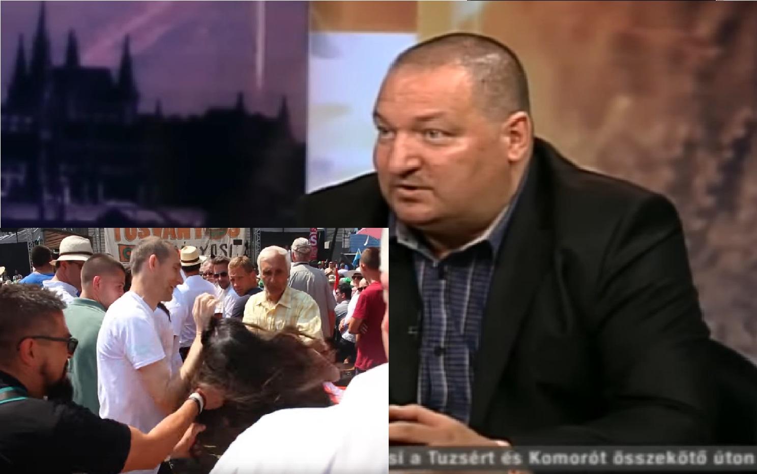 Németh Szilárd szerint senkit sem bántottak Orbán beszéde alatt, mert ő nem emlékszik ilyesmire