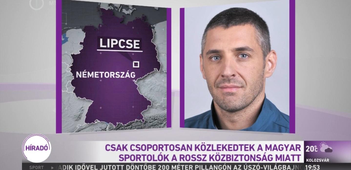 Teljesen kamu migránstámadásokról beszélt a magyar vívók vezetője a közmédia híradójában