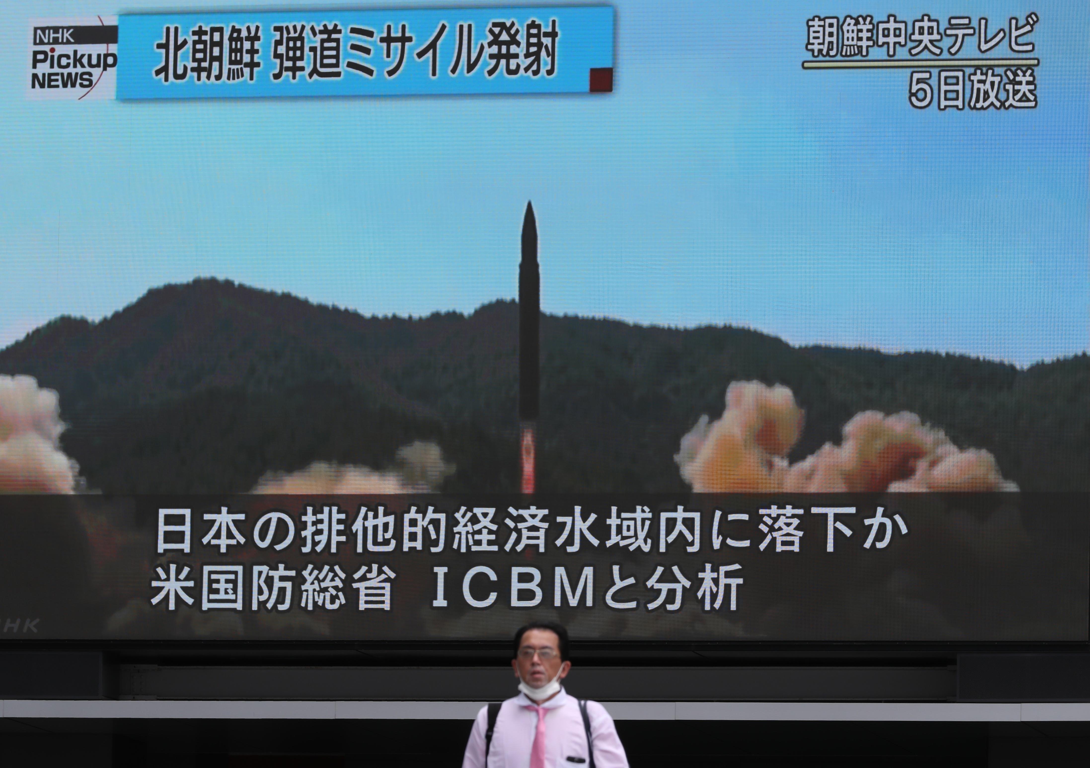 Észak-Korea állítja, most már bármit le tud bombázni az USA-ban a tegnapi rakétateszt után