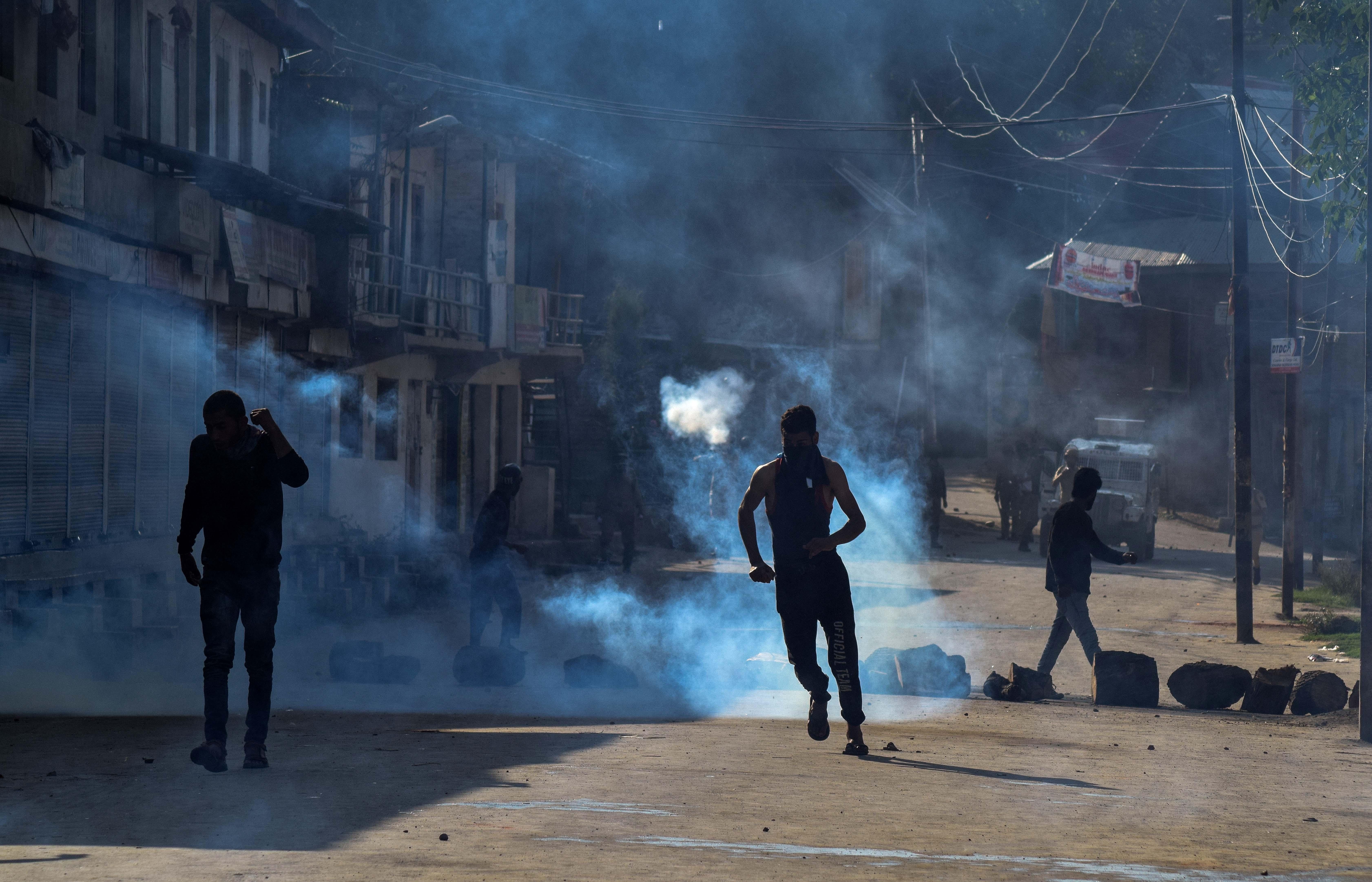 Nem hat az indiaiakra az izraeli bűzbomba