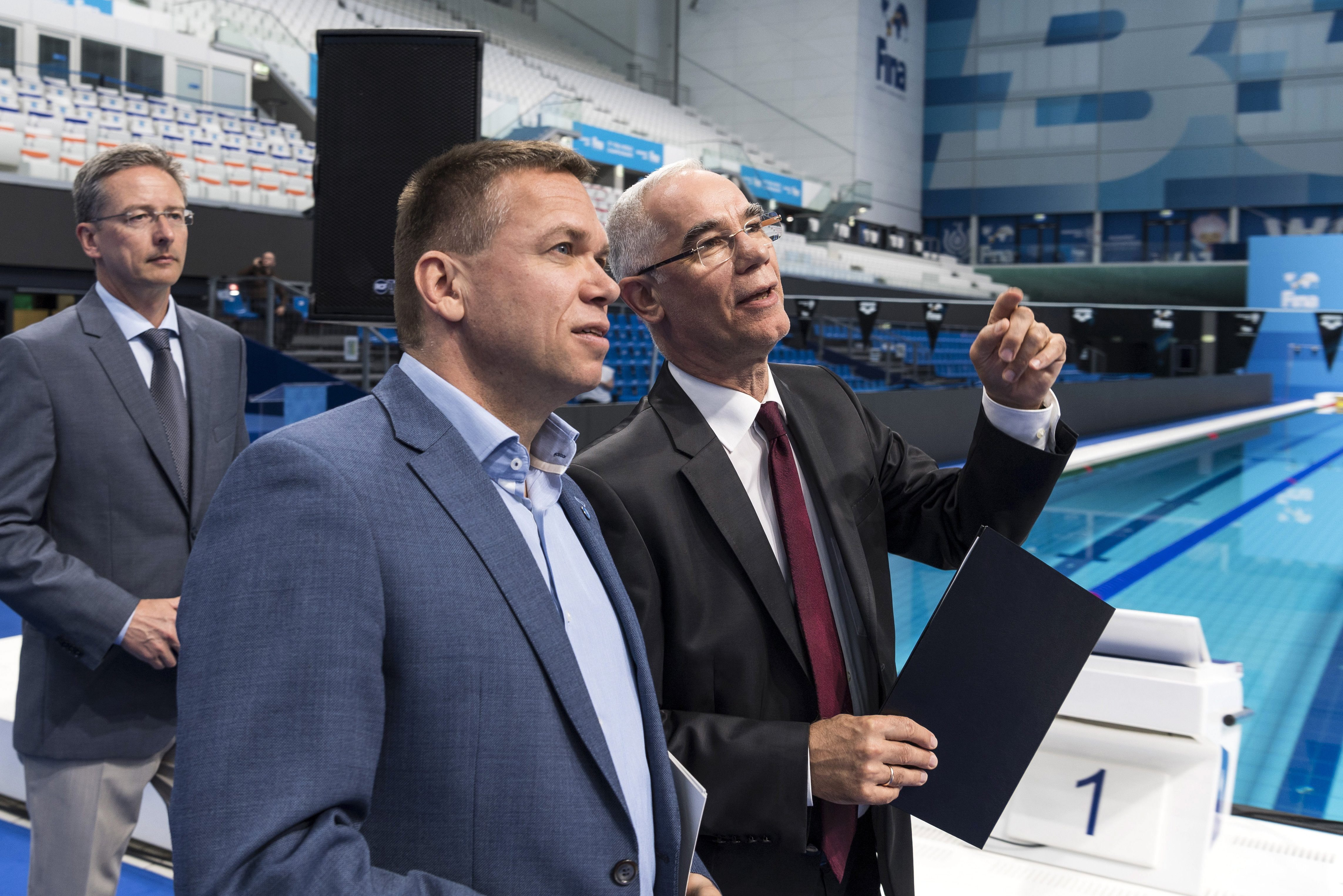 Nem Fürjes Balázs lesz az úszószövetség új elnöke