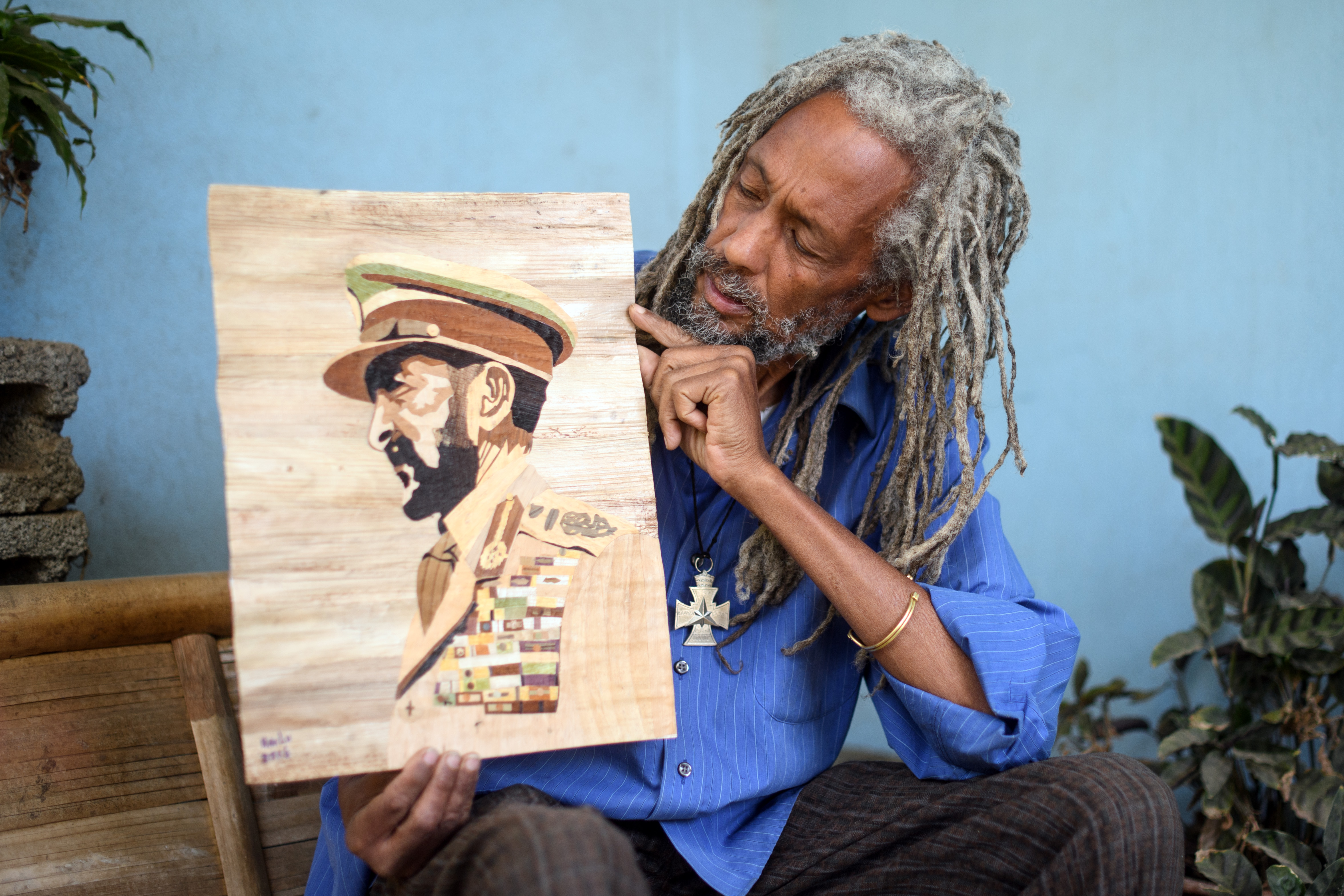 Etiópia elkezdte elismerni a rasztafári közösséget