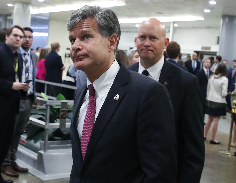 Elsöprő többséggel választottak új igazgatót az FBI élére