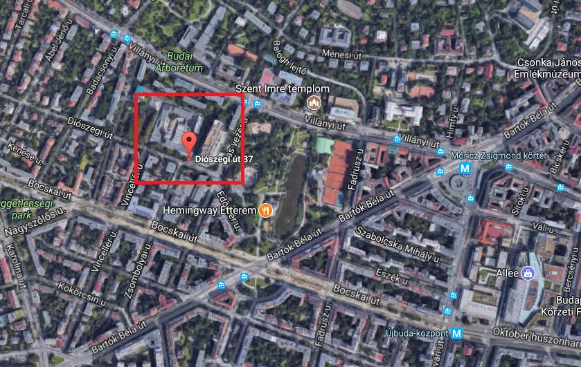 Forrong Újbuda: 350 lakásos megalakóparkot építenek a Feneketlen-tó mellé