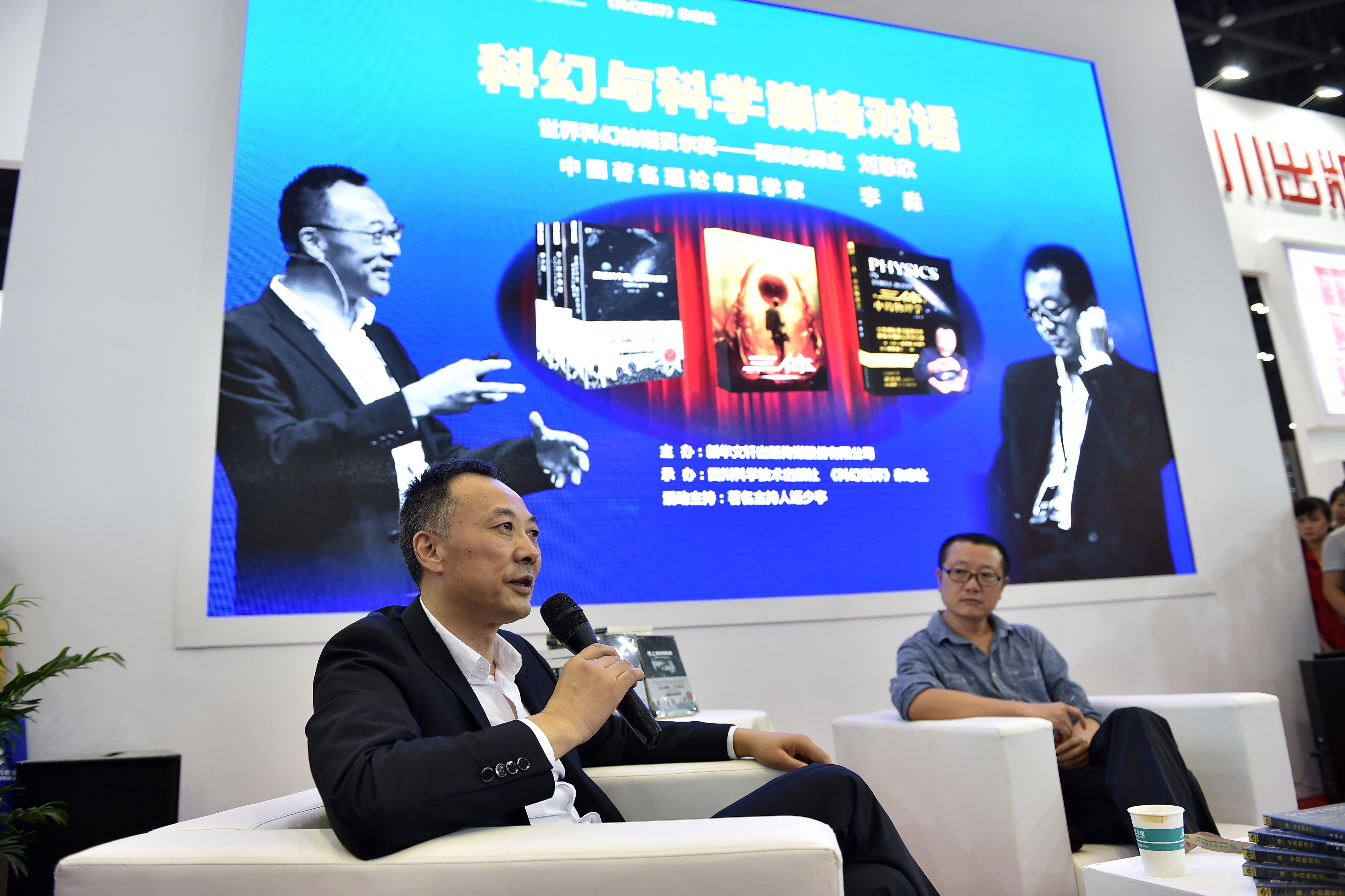 Virágzik a kínai sci-fi