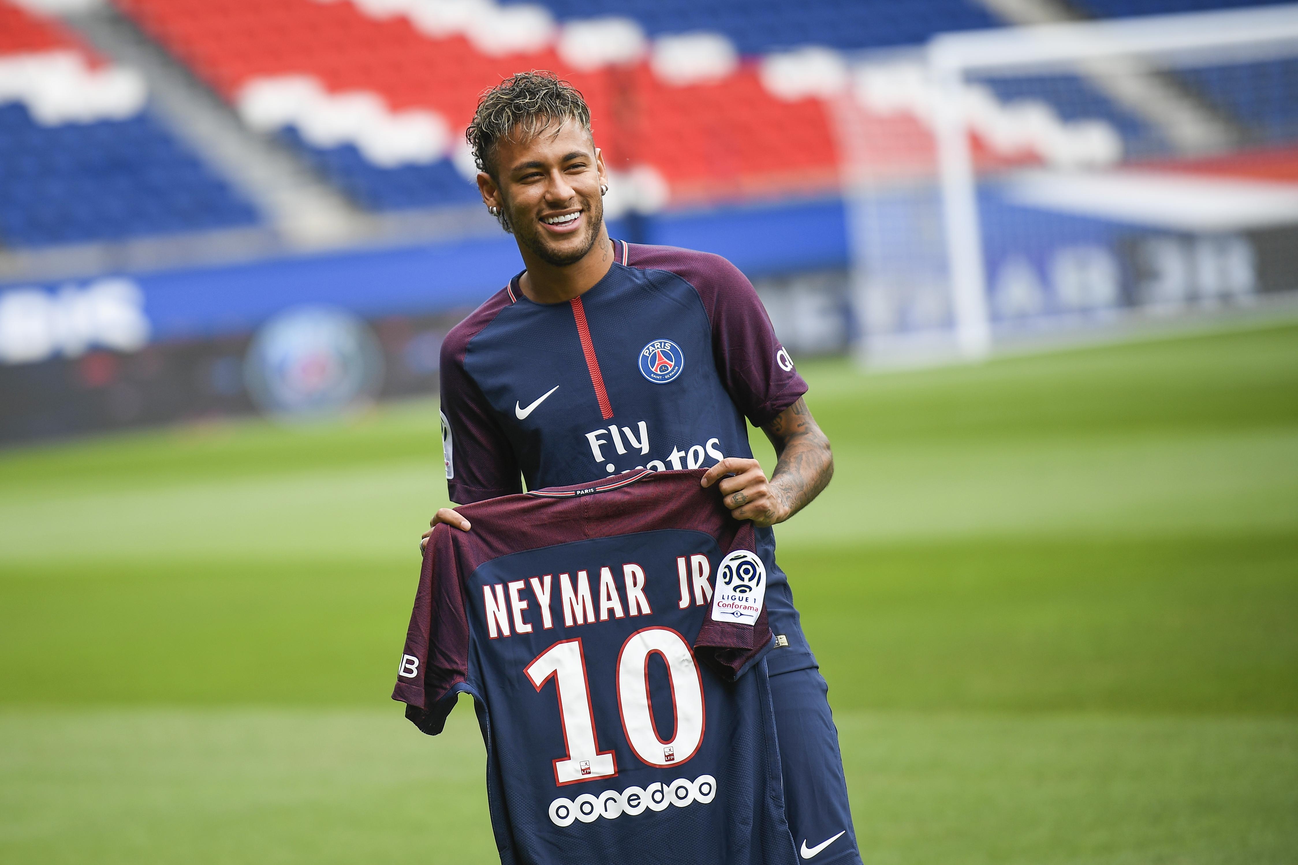 Neymar ma még nem játszhat a PSG színeiben a francia bajnokság első fordulójában