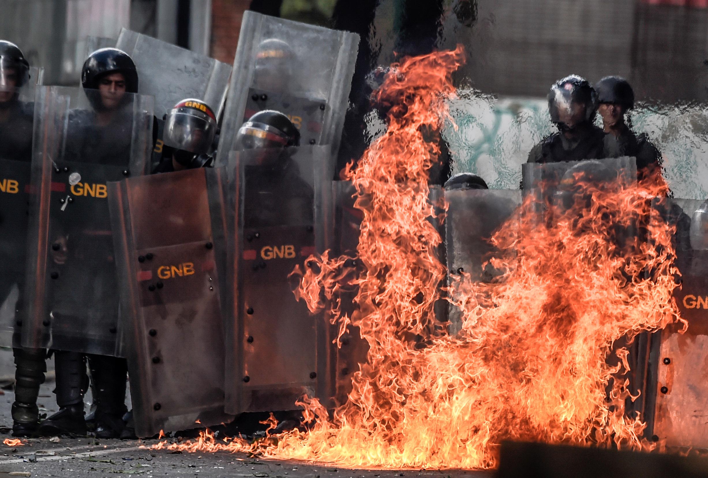 Hekkerek támadták meg a kormányzati oldalakat Venezuelában