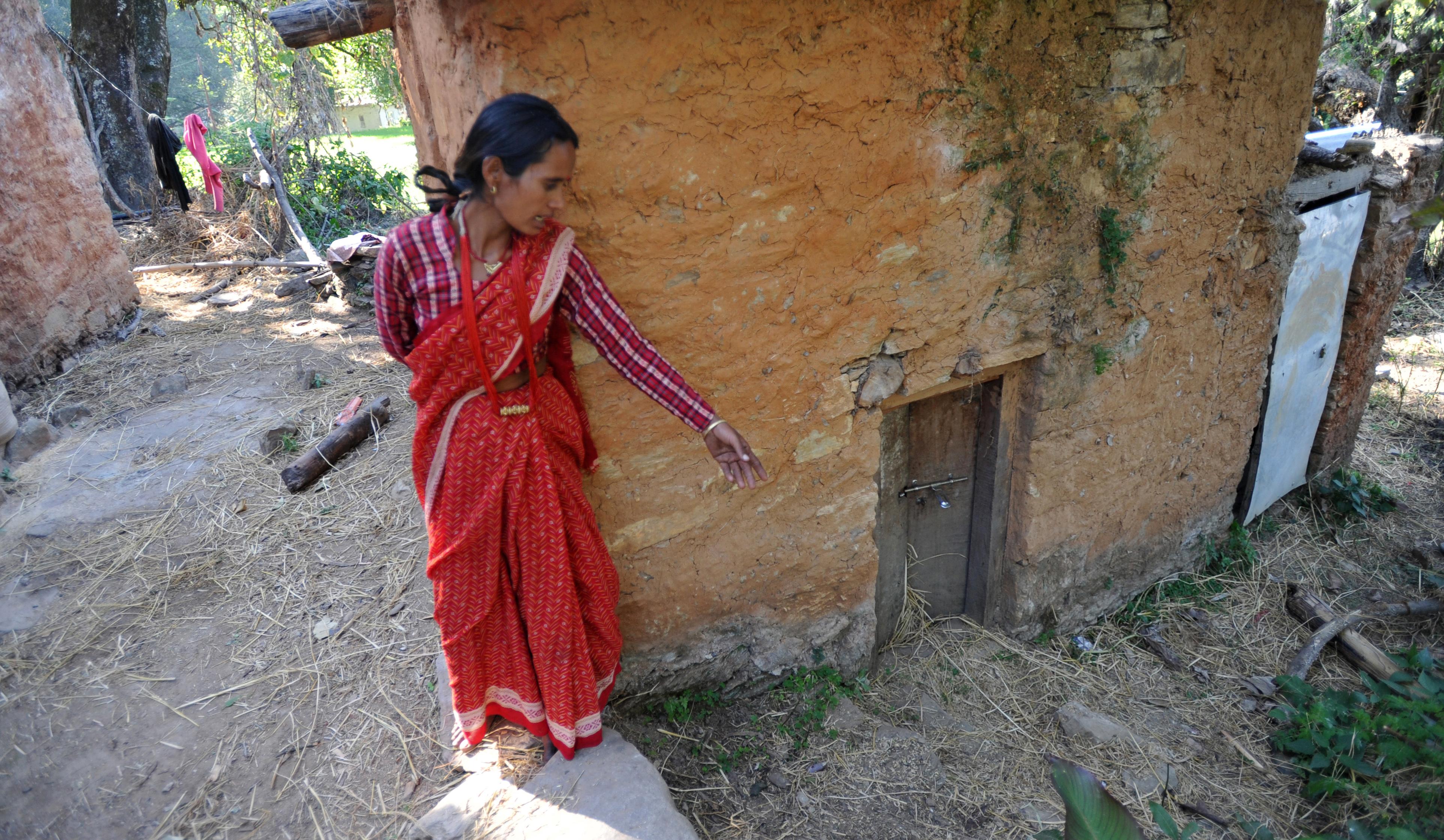 Nem lehet többé elzavarni otthonról a menstruáló nőket Nepálban