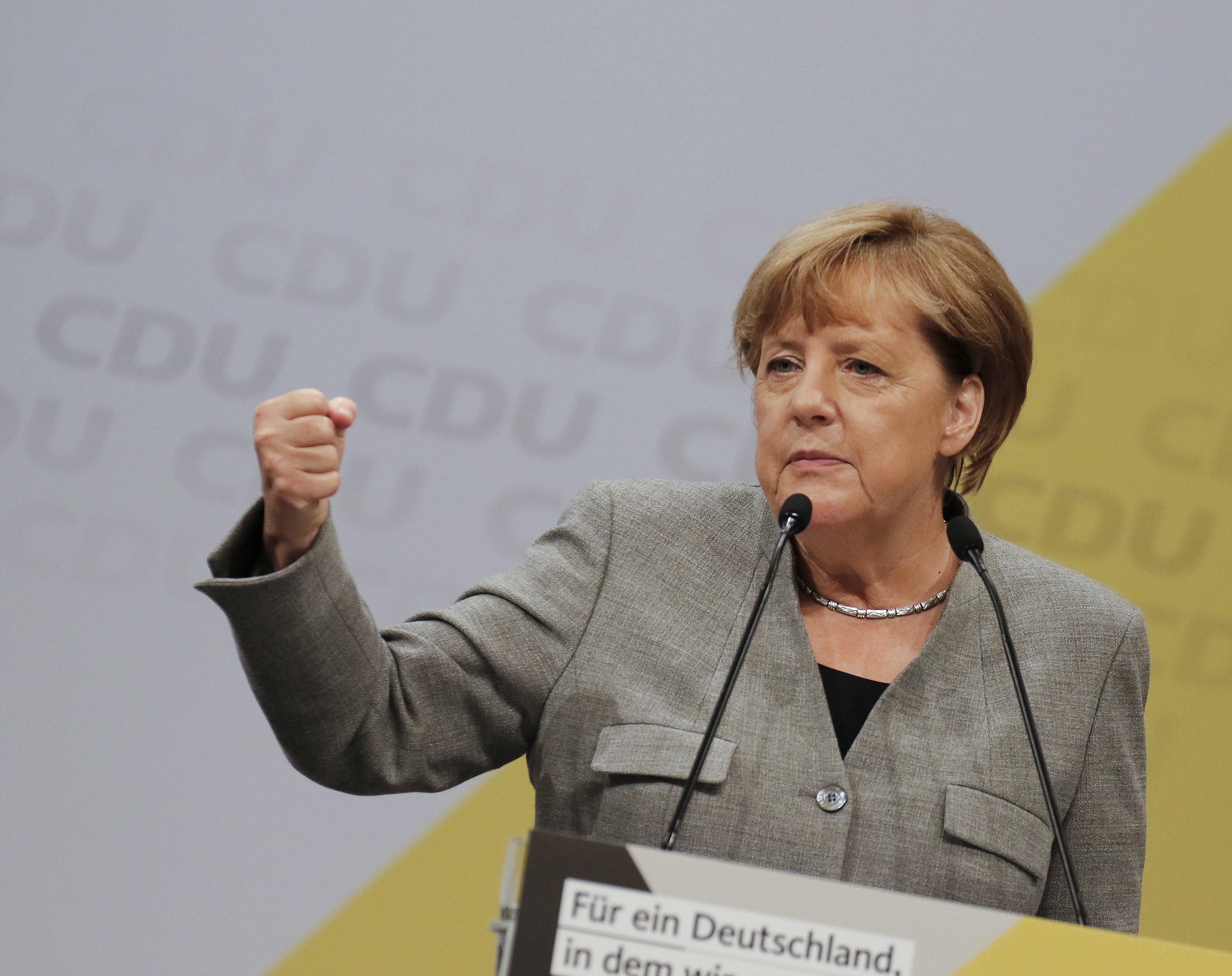 Merkel: Egyetlen ország van, amelyik nem fogadja el az Európai Bíróság ítéletét, és ez elfogadhatatlan
