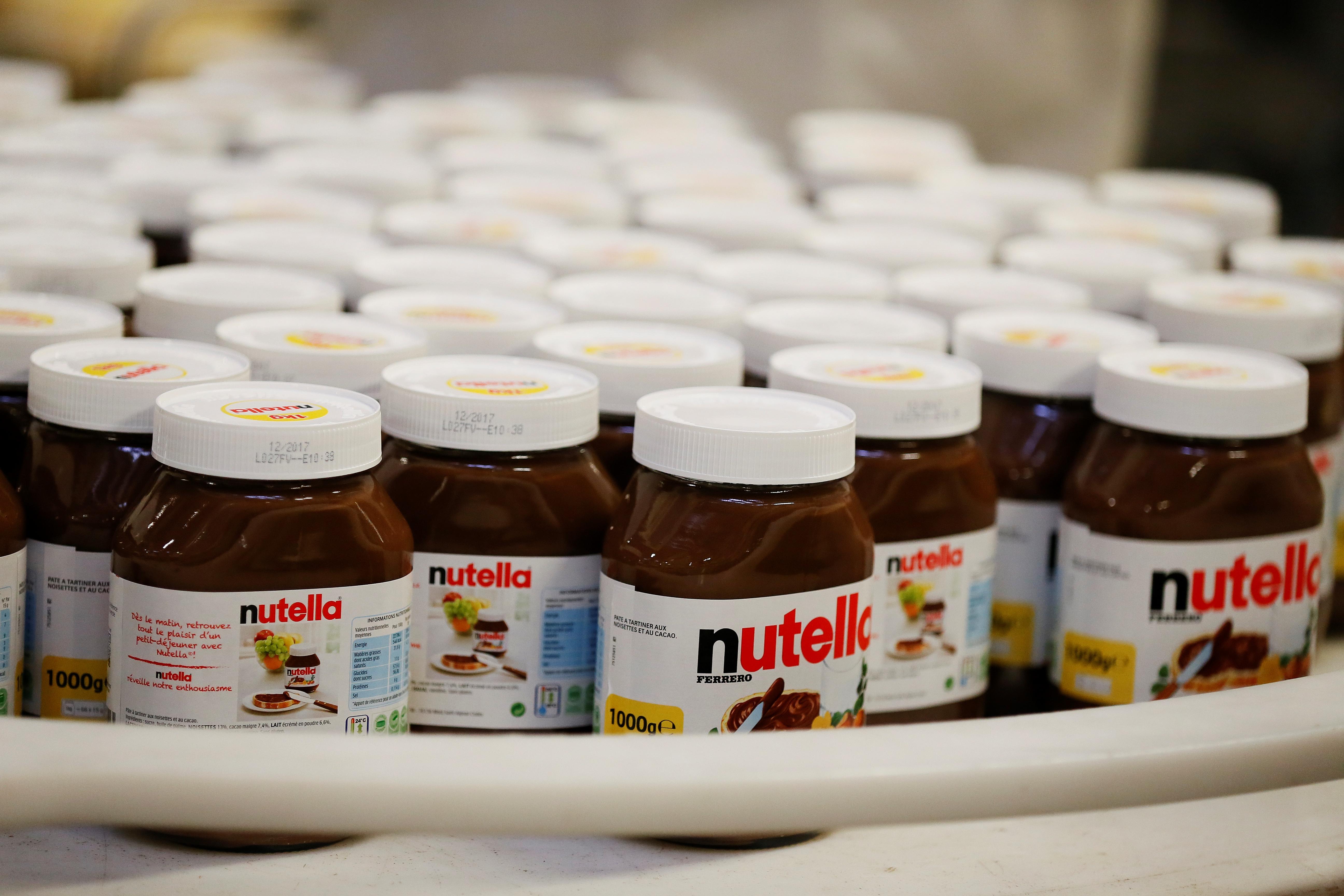 Titokban megváltoztatták a Nutella receptjét, rengetegen kiakadtak