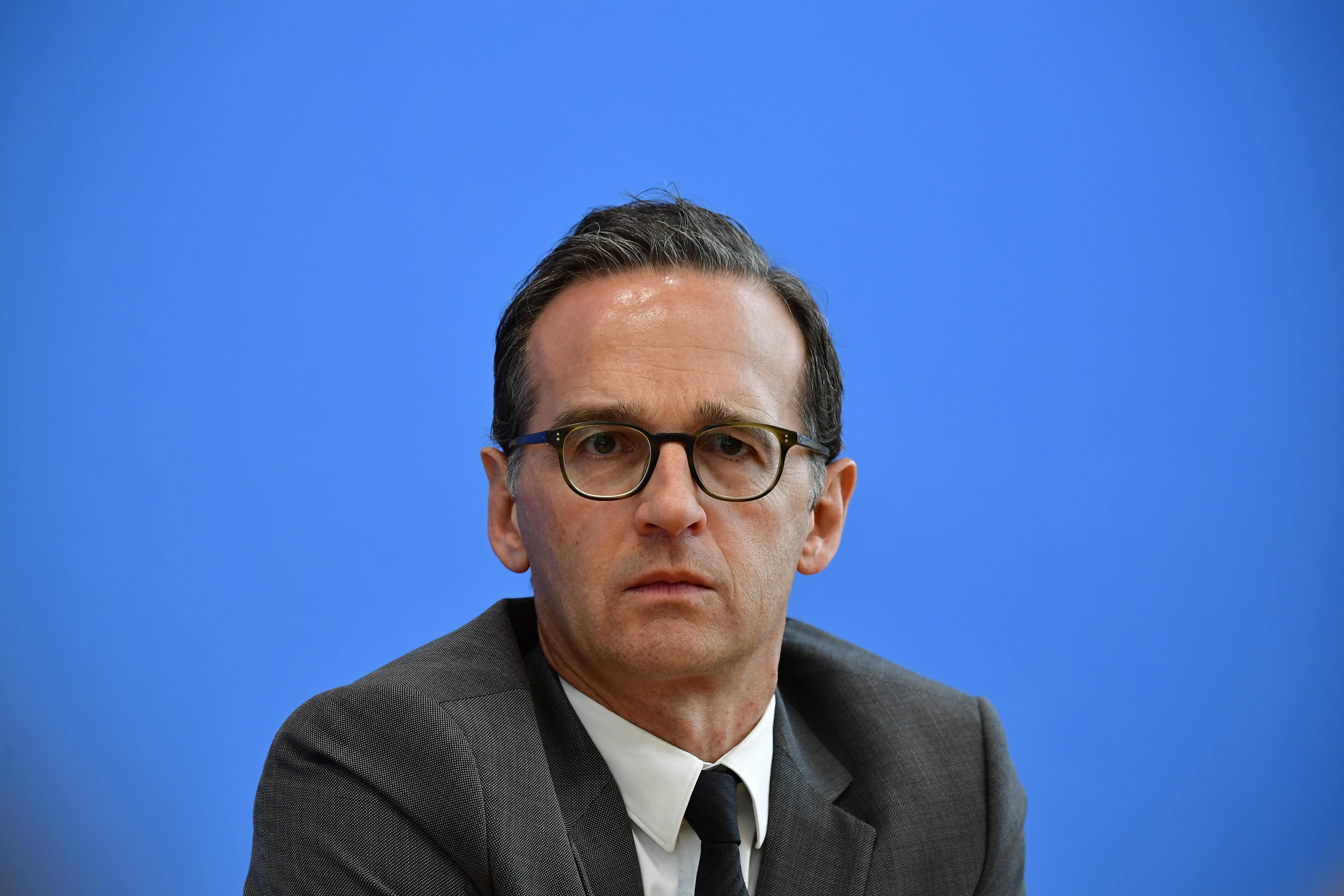 Heiko Maas: Az USA-nak át kellene gondolnia az oroszokkal kötött atomszerződés felmondásának következményeit