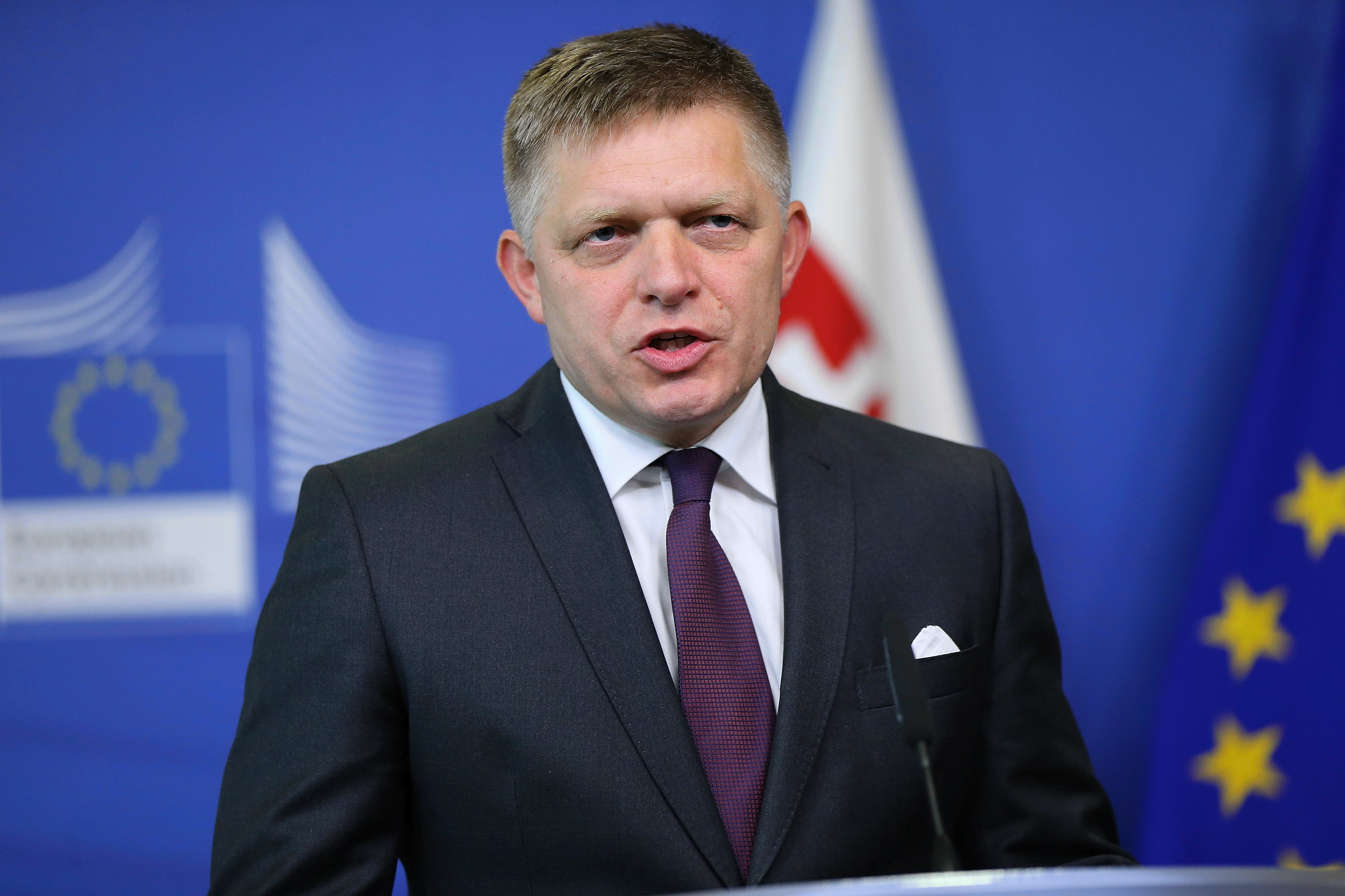 Fico szerint Szlovákia jövője az integráltabb EU-ban, és nem az euroszkeptikus tagállamok társaságában van