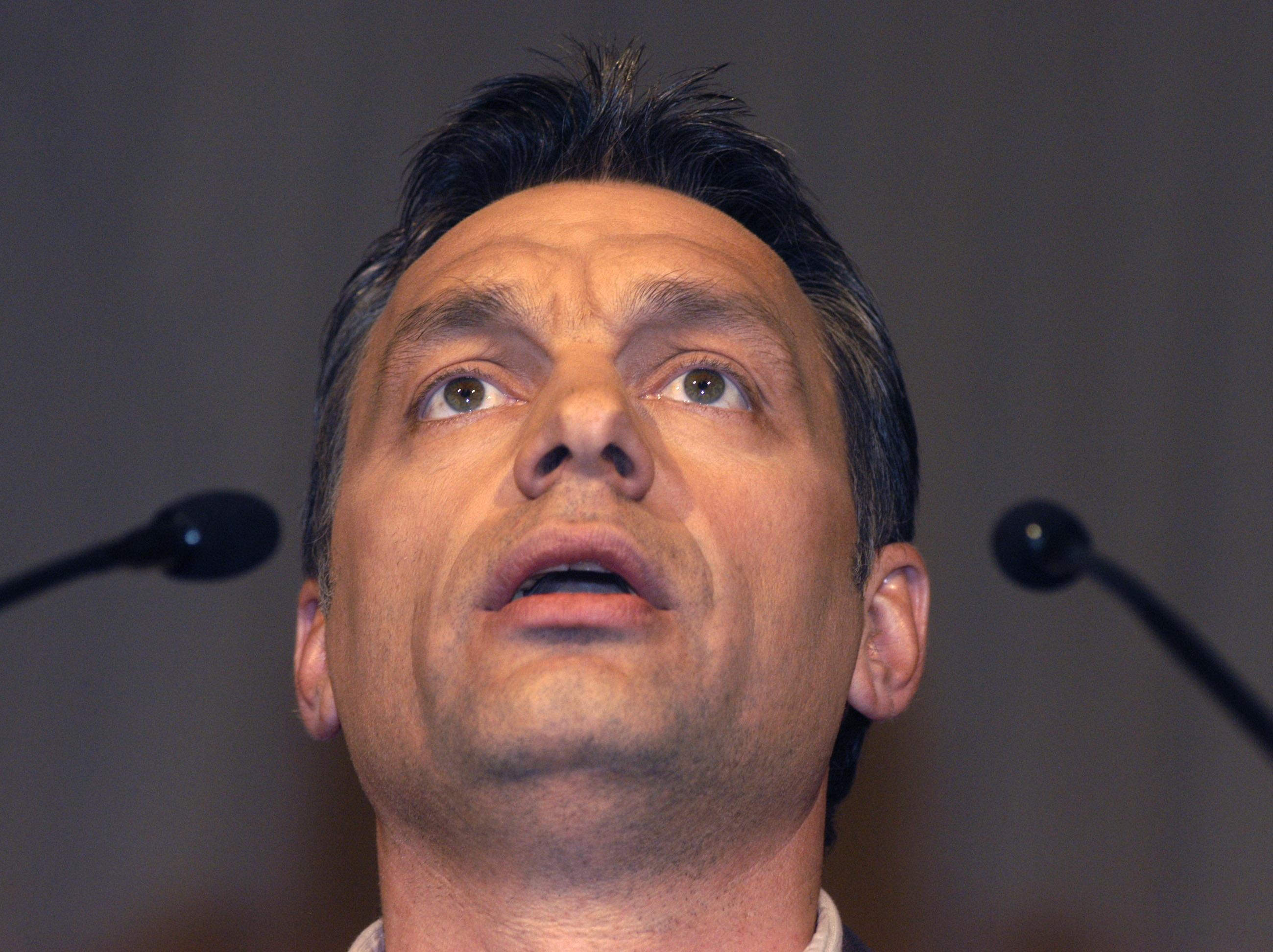 Orbán 2006-ban: A kormány kormányzás helyett csak az ellenzéket támadja, ellenségképet épít fel