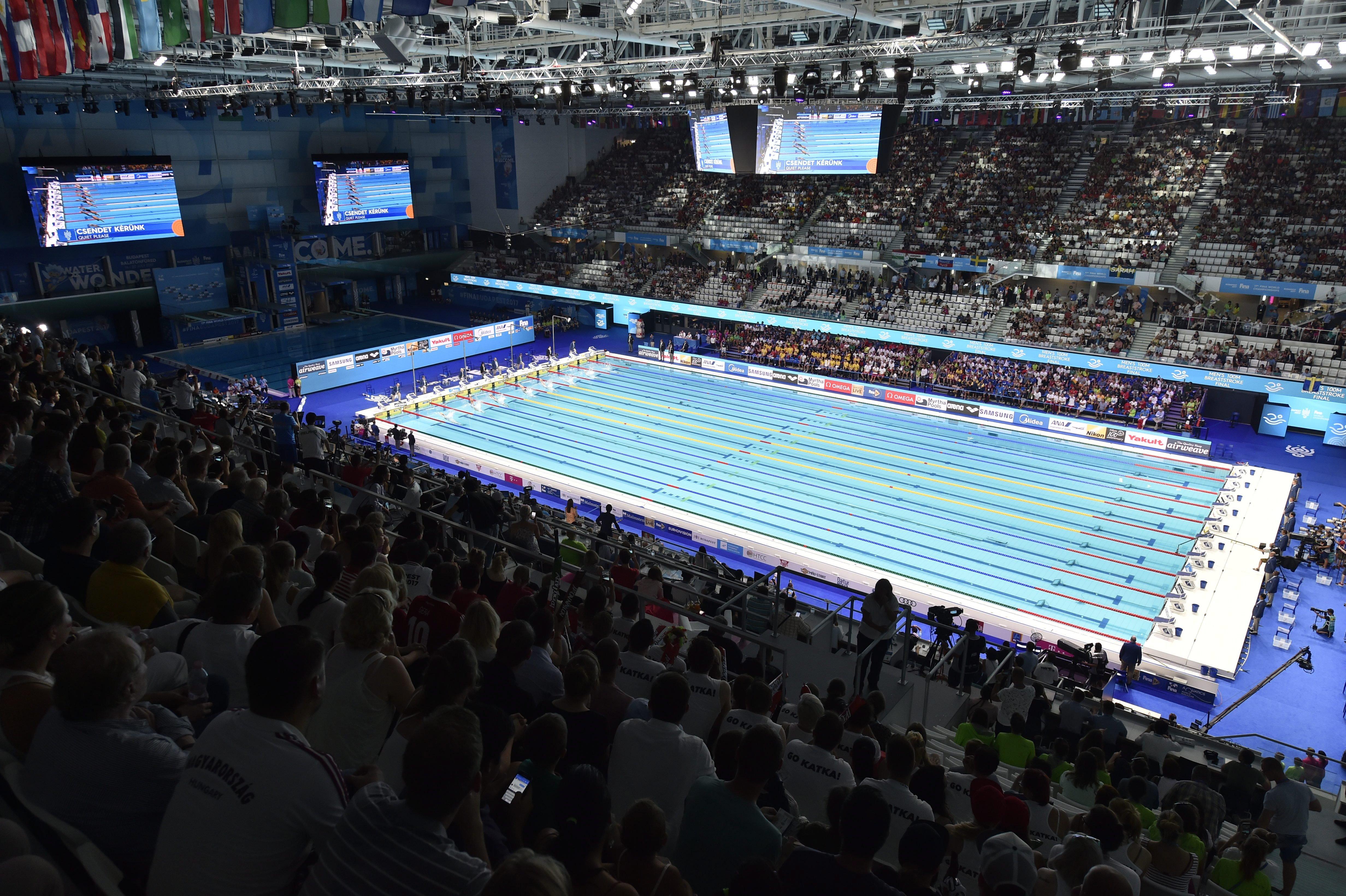 Hatalmas siker: mostantól vasárnap napközben is nyitva lesz a Duna Aréna a nagyközönség számára