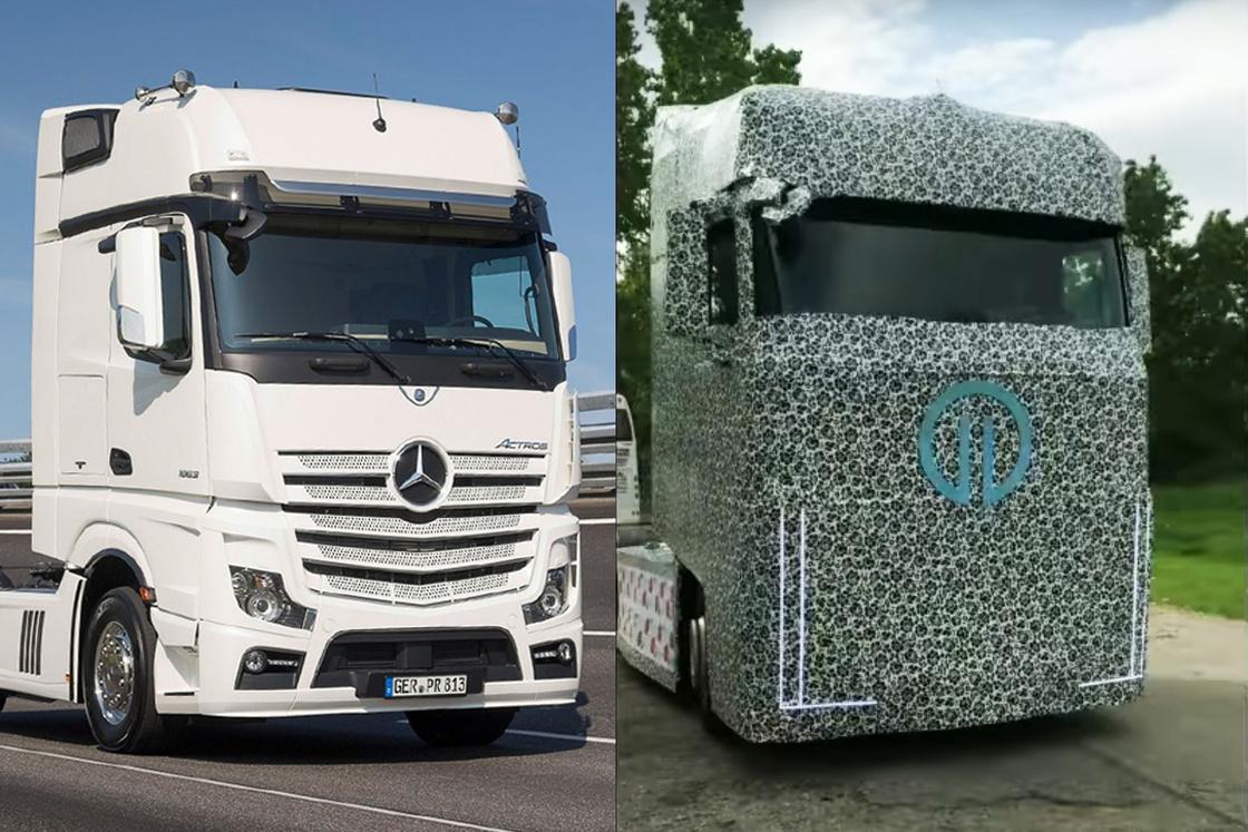 Több furcsaság is van a világverésre készülő magyar elektromos kamion, az eTruck körül