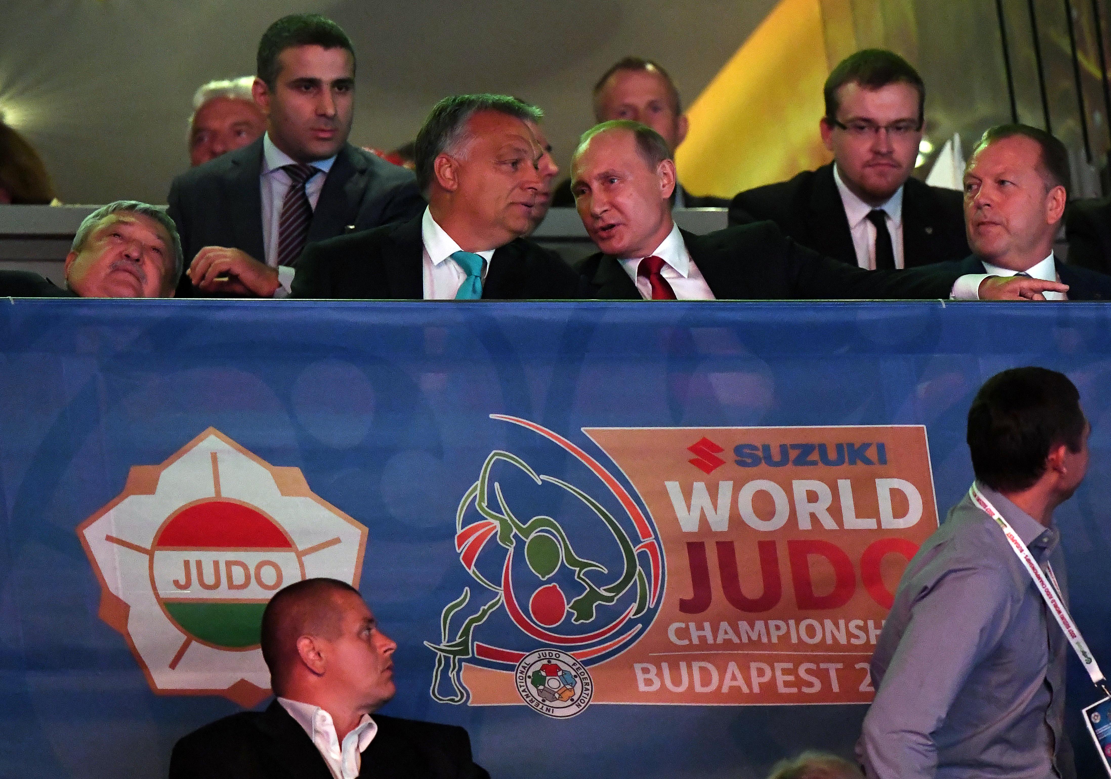 Ez nem a magyarok és Putyin világbajnoksága volt