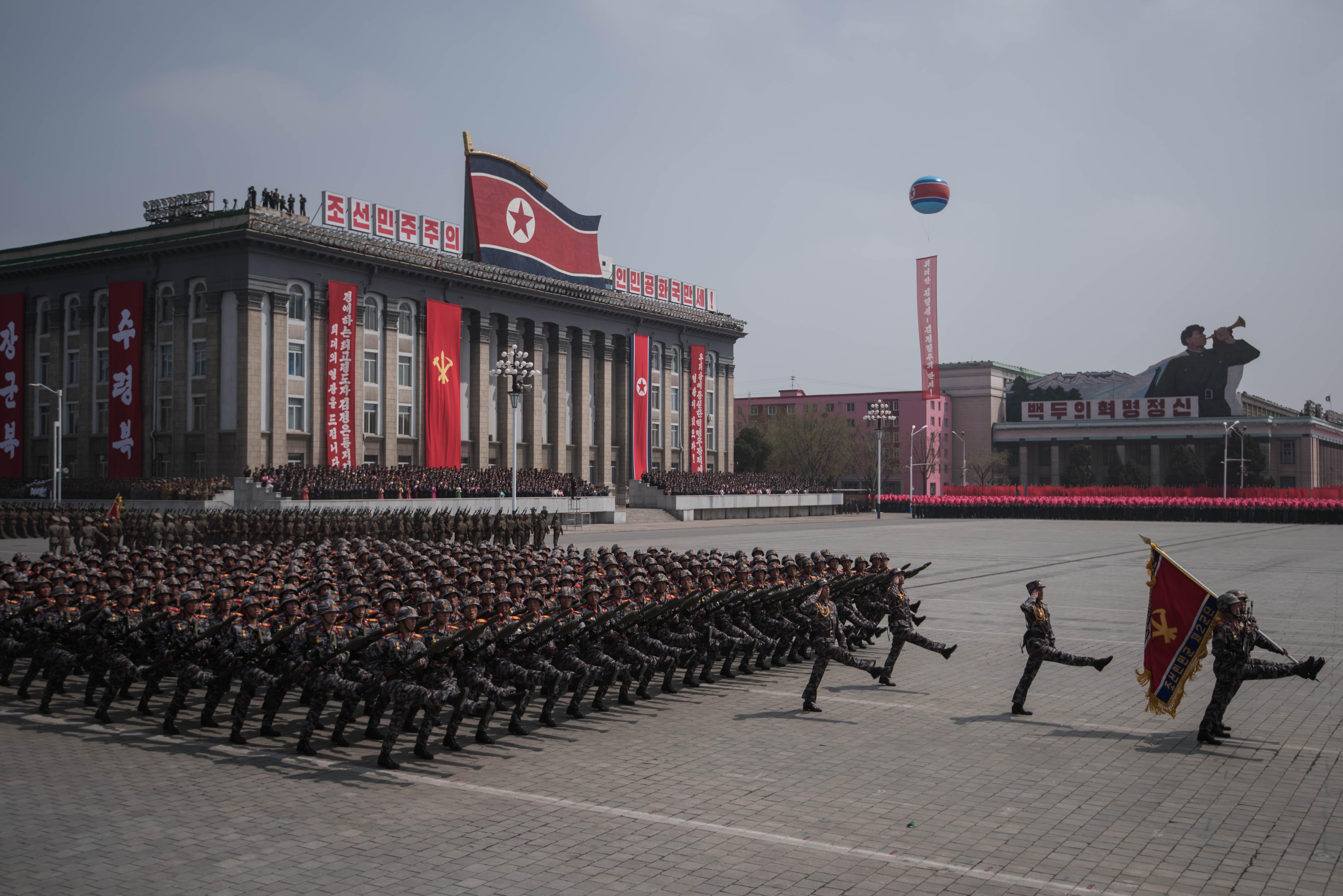 Észak-Korea szépen lassan bebiztosítja az atomprogramja sikerességét