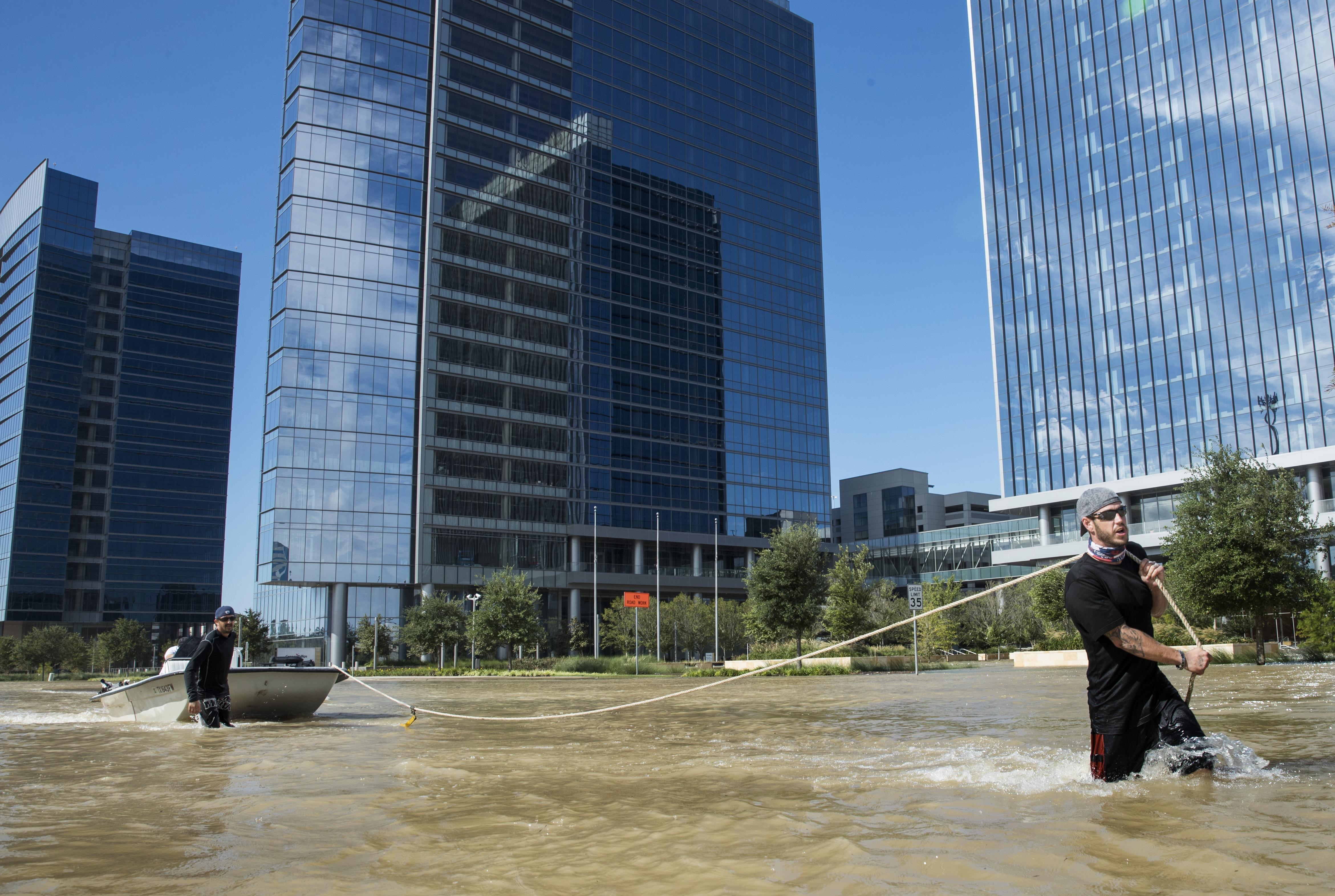 Harvey után nehezebb lesz kételkedni a klímaváltozásban