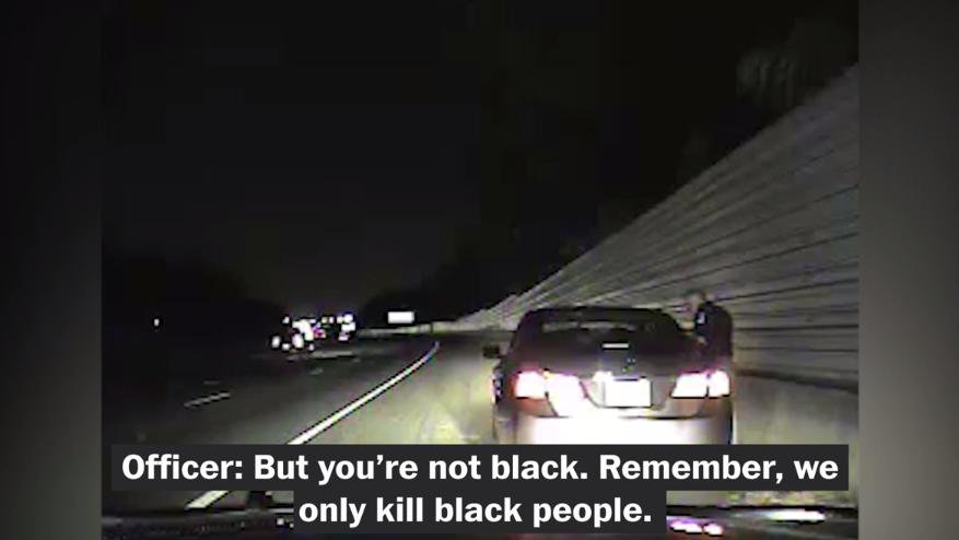 """""""Ne felejtsd: csak feketéket ölünk"""""""