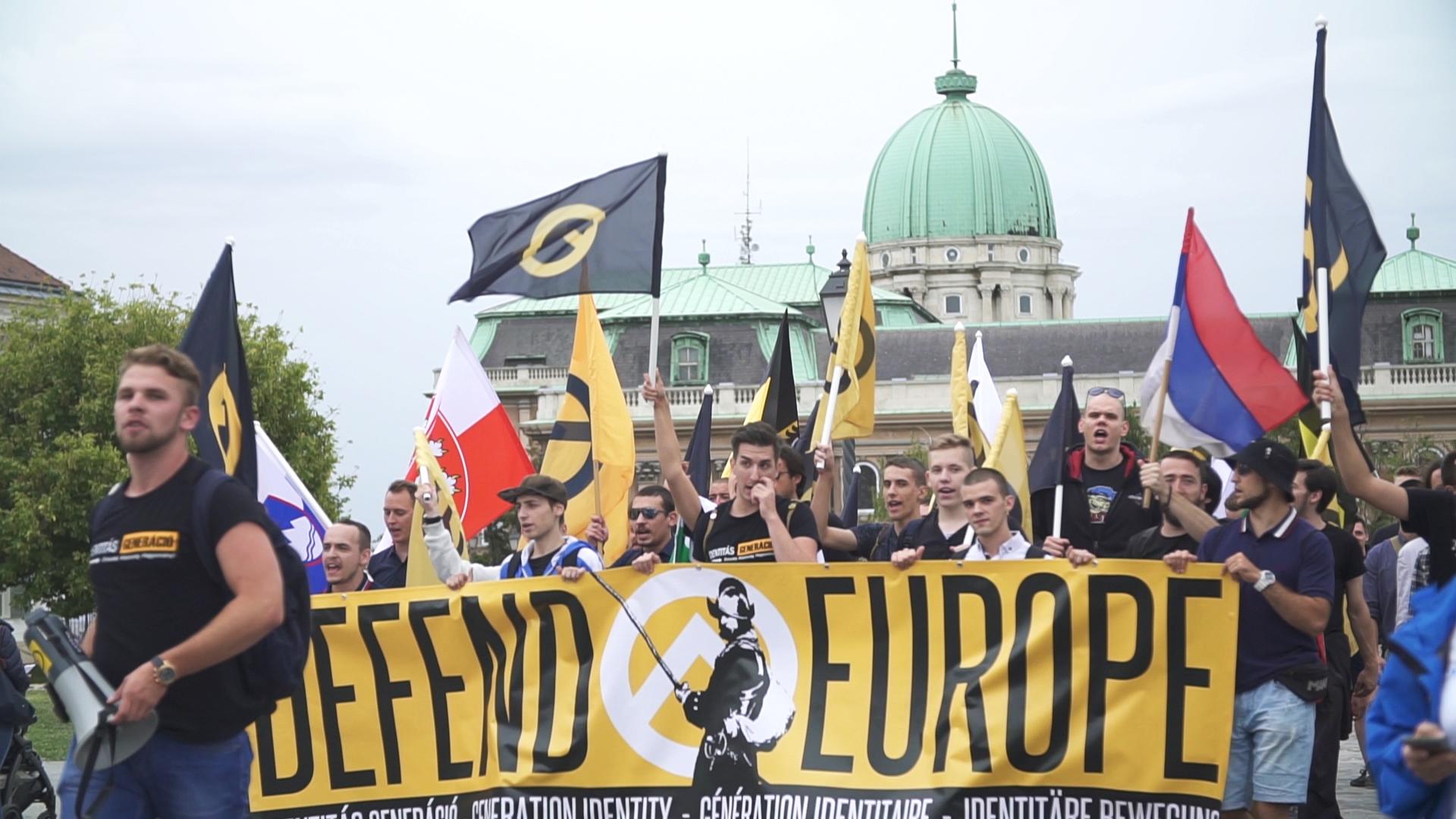 Európa, mármint fehér Európa