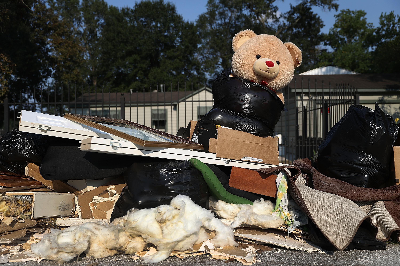 Rengeteg szennyező anyag juthatott ki a levegőbe a Harvey hurrikán pusztítása után