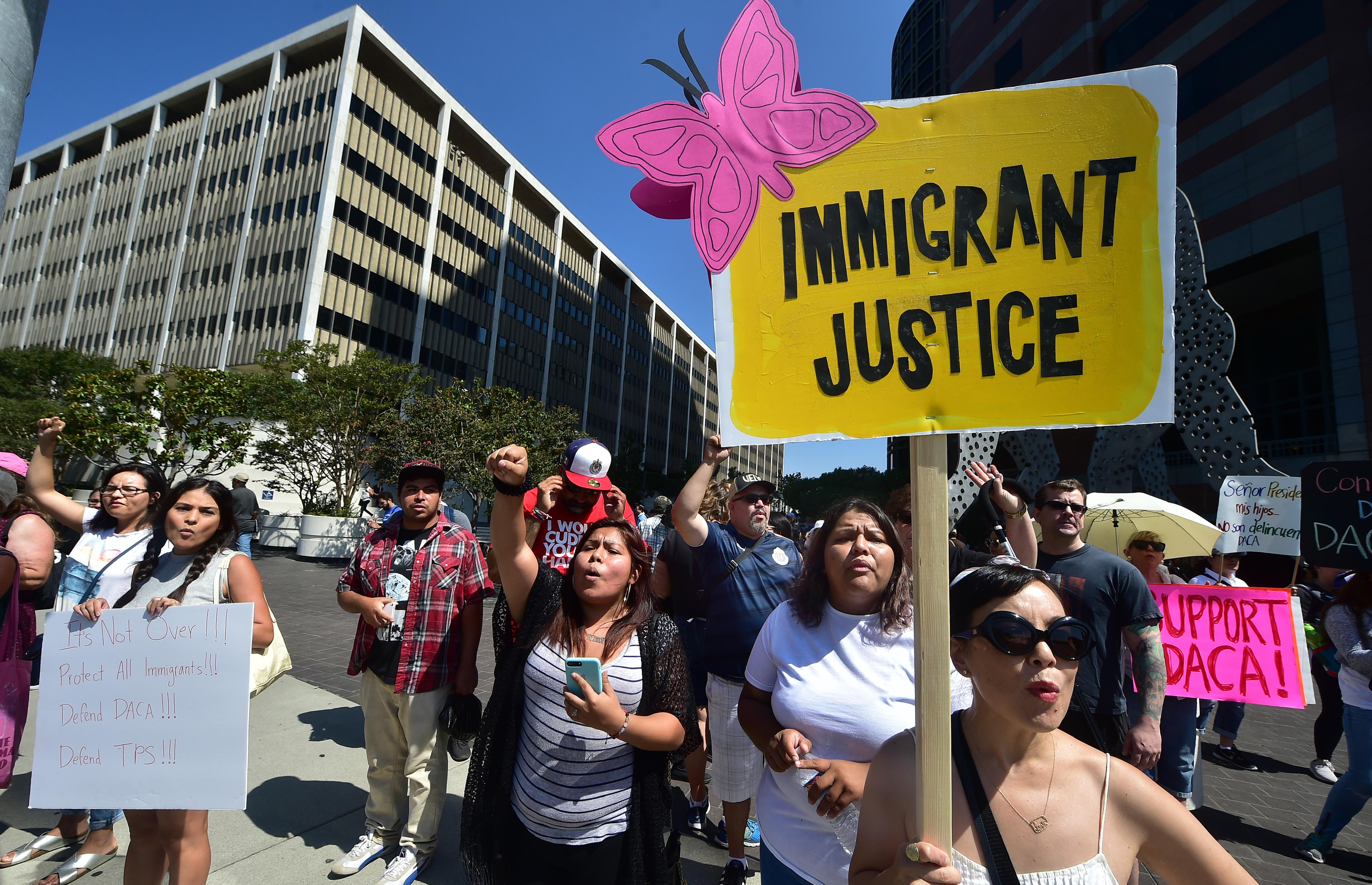 800 ezer fiatal bevándorló veszítheti el a jogát, hogy az USA-ban maradhasson