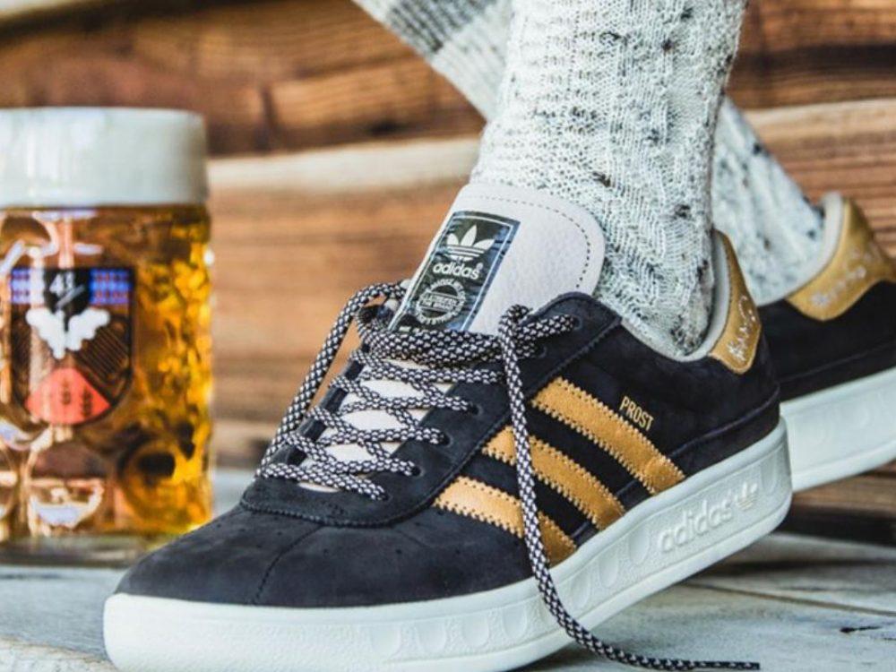 Hányásbiztos cipővel készült az Adidas az Oktoberfestre