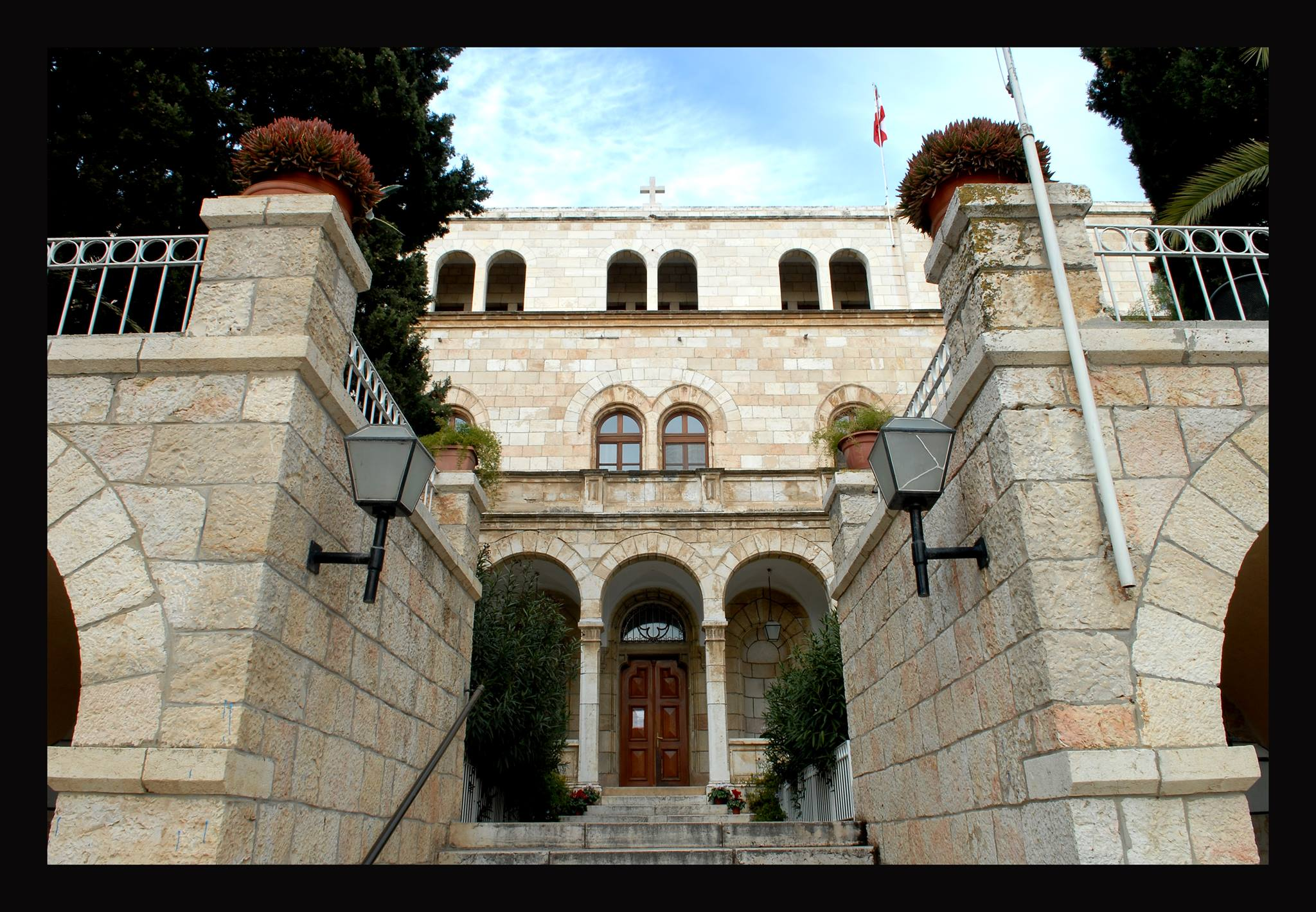 Jeruzsálemi zarándokházat szerezne meg a magyar kormány