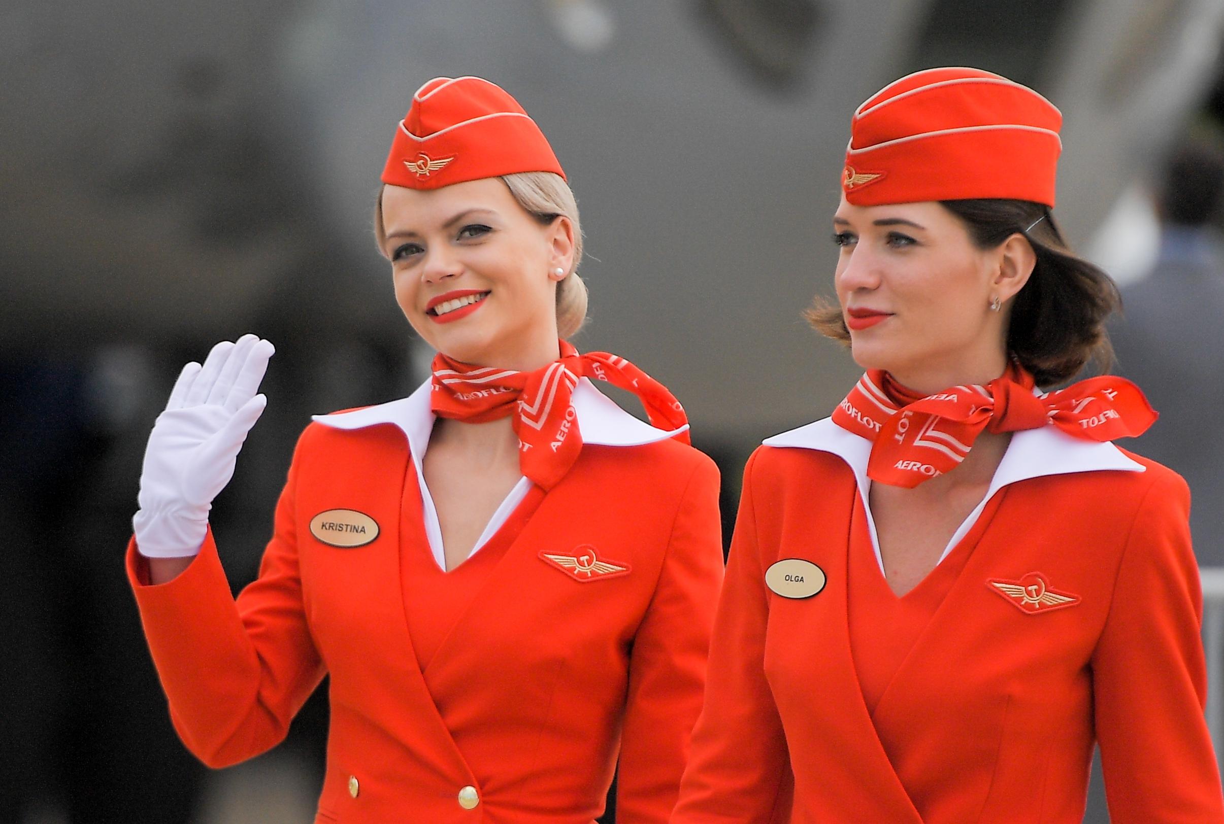Pert nyert az orosz állami légitársaság ellen a stewardess, aki a ruhamérete miatt nem dolgozhatott nemzetközi járatokon