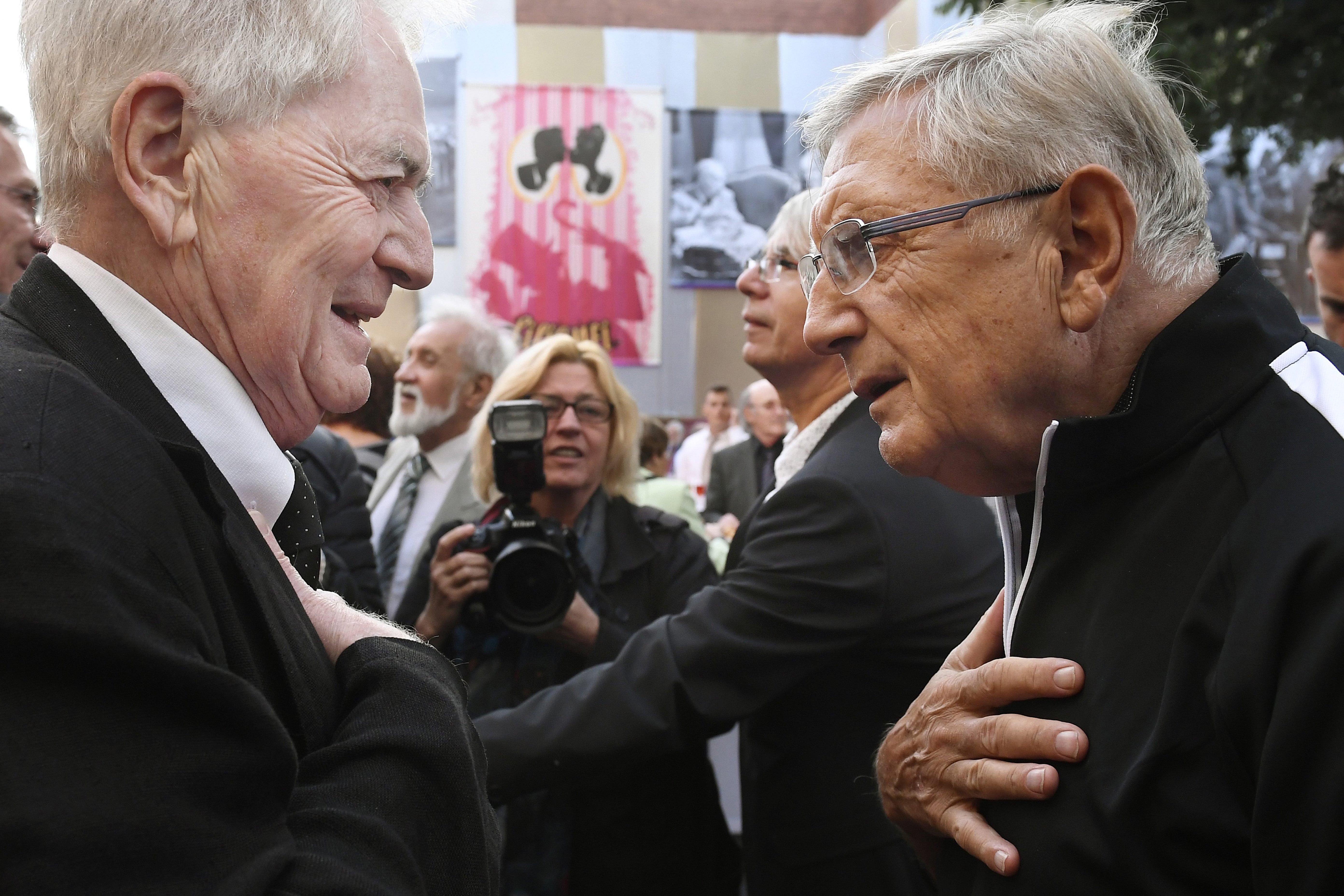 A szocializmus két nagy Oscar-díjasának találkozása a Róna utcában