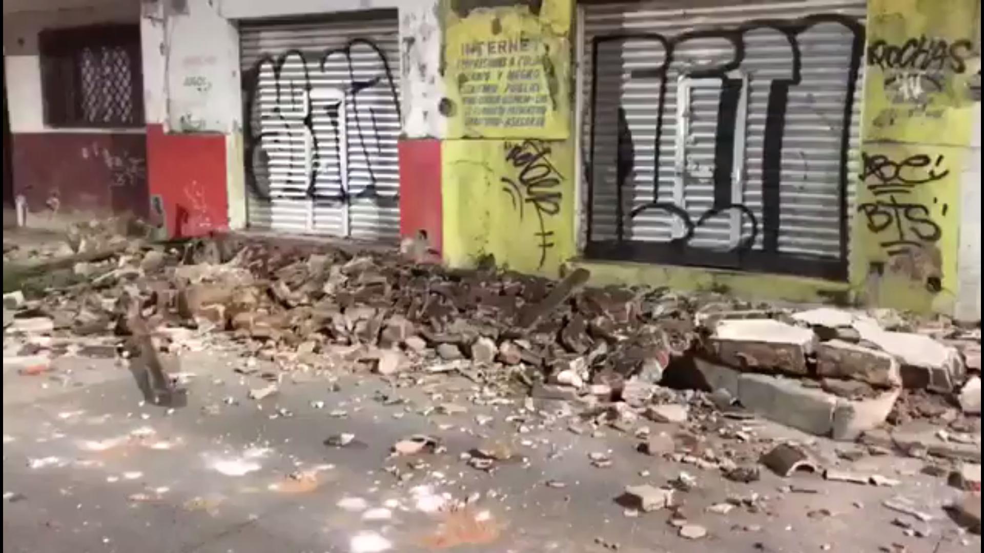 Az óriási mexikói földrengés után cunamitól tartanak