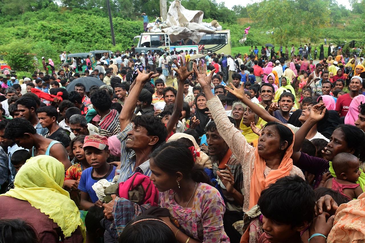 Több mint 40 ezer rohingyát készül kitelepíteni India