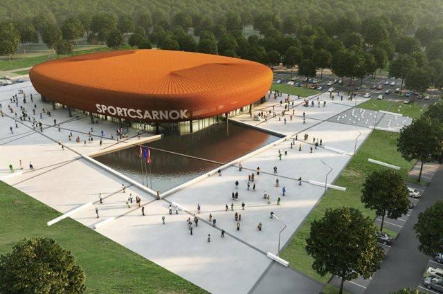 3000 fős sportcsarnok épül Tatabányán 15,2 milliárdért