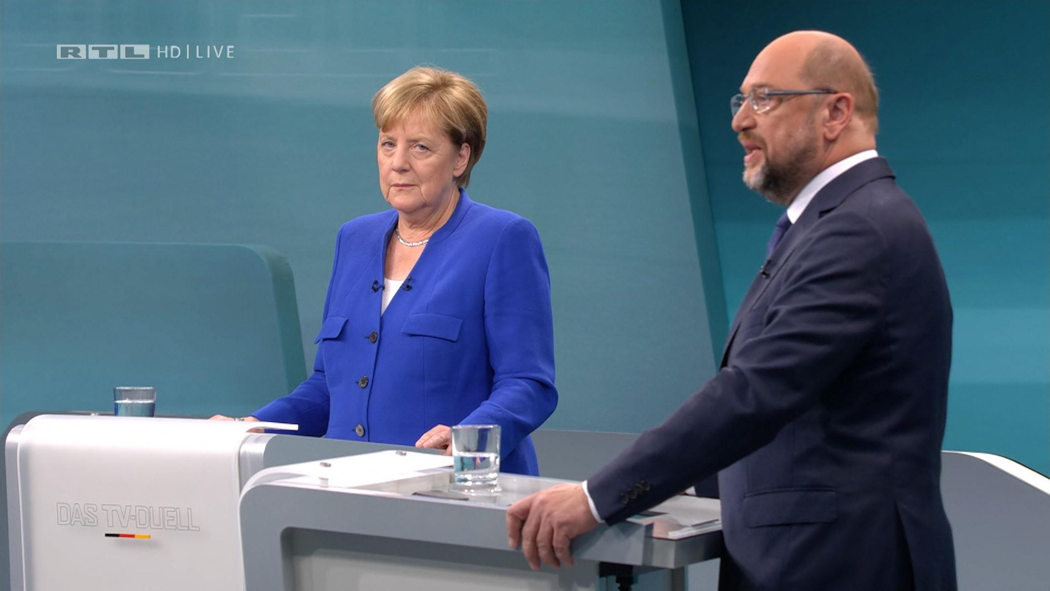 Választásokat tartanak Németországban