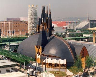 900 millió forintért árvereznék el az 1992-es sevillai világkiállítás magyar pavilonját
