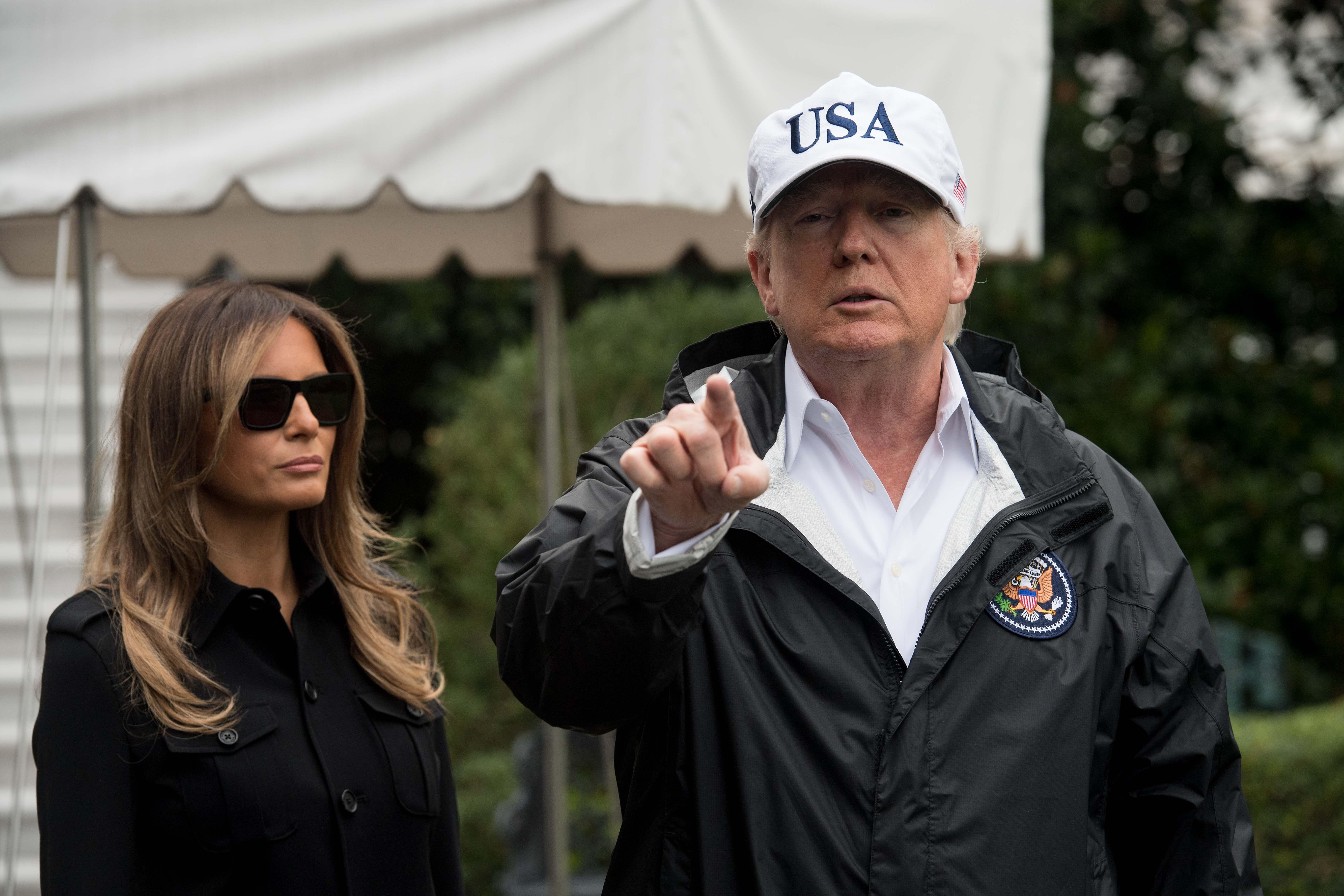 Trump ázsiai turnéra megy